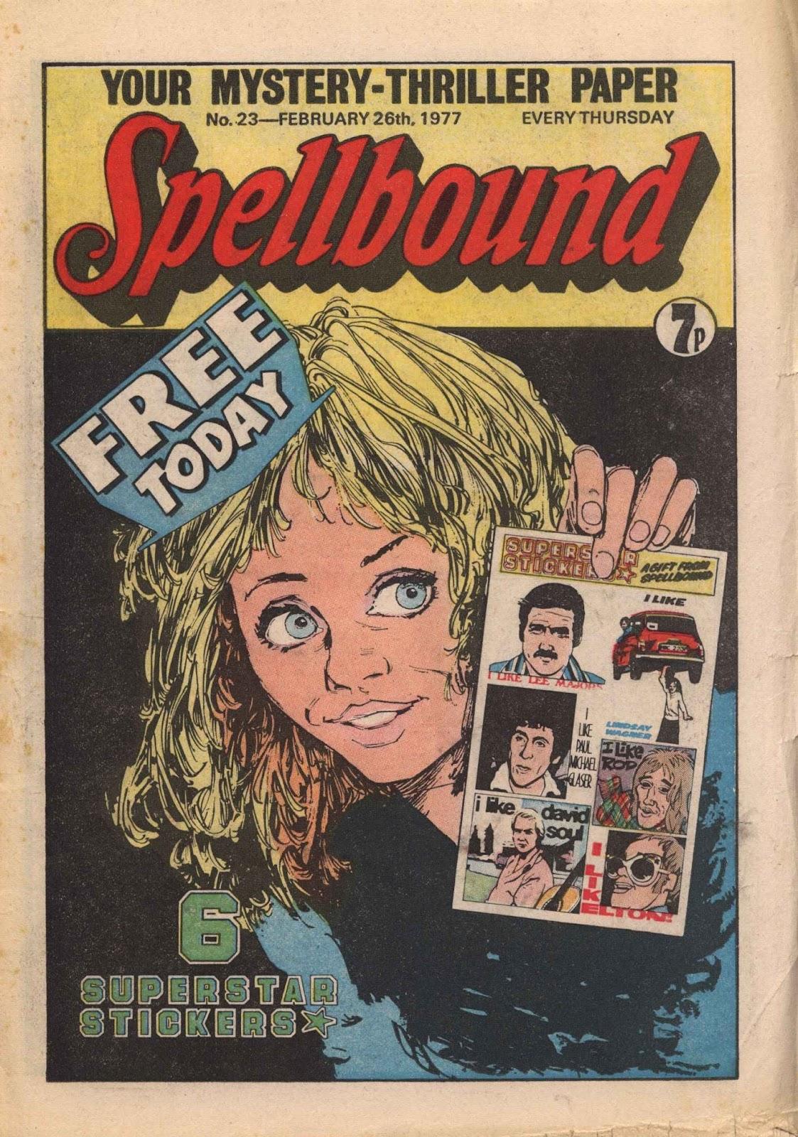 Spellbound (1988) issue 23 - Page 1