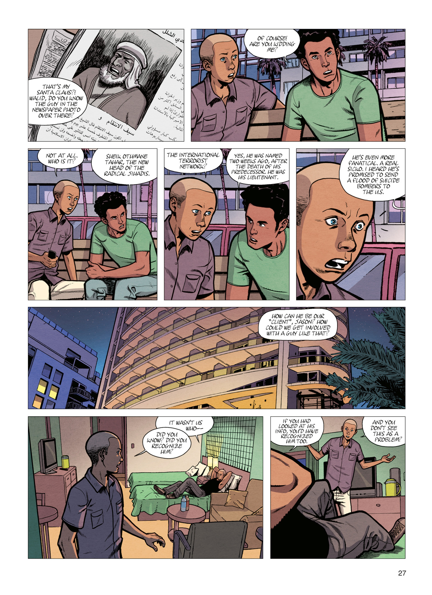 Read online Alter Ego comic -  Issue #4 - 29
