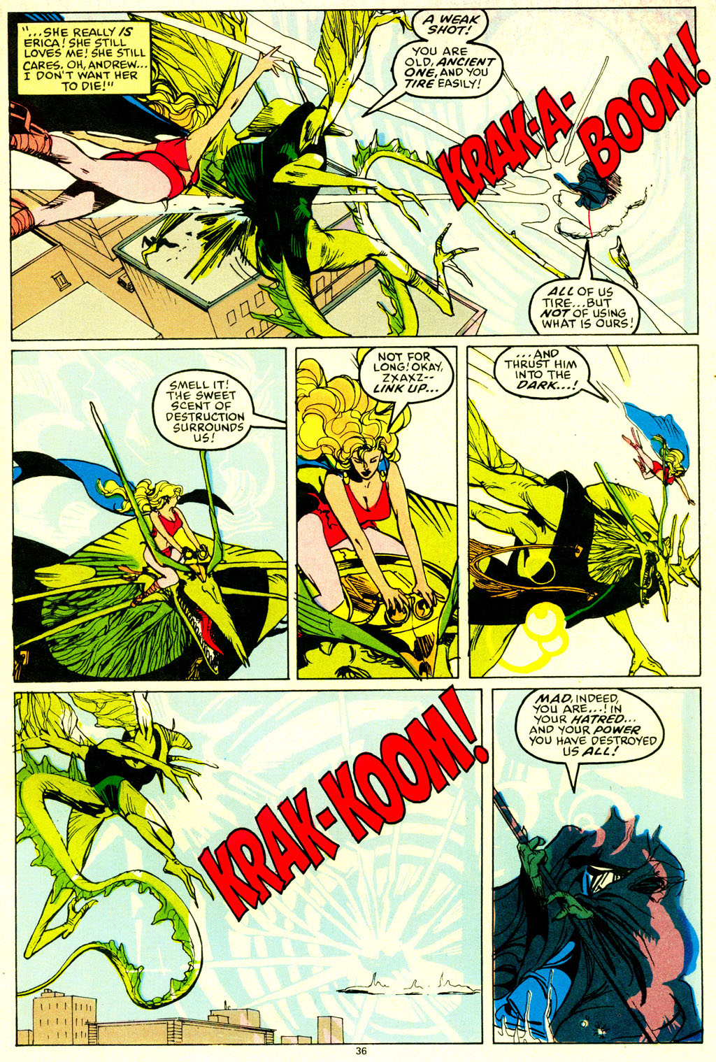 Read online Spellbound comic -  Issue #6 - 37