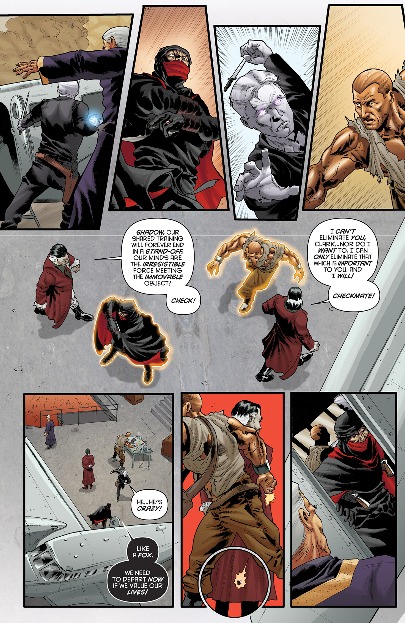 Read online Justice, Inc. comic -  Issue #4 - 15