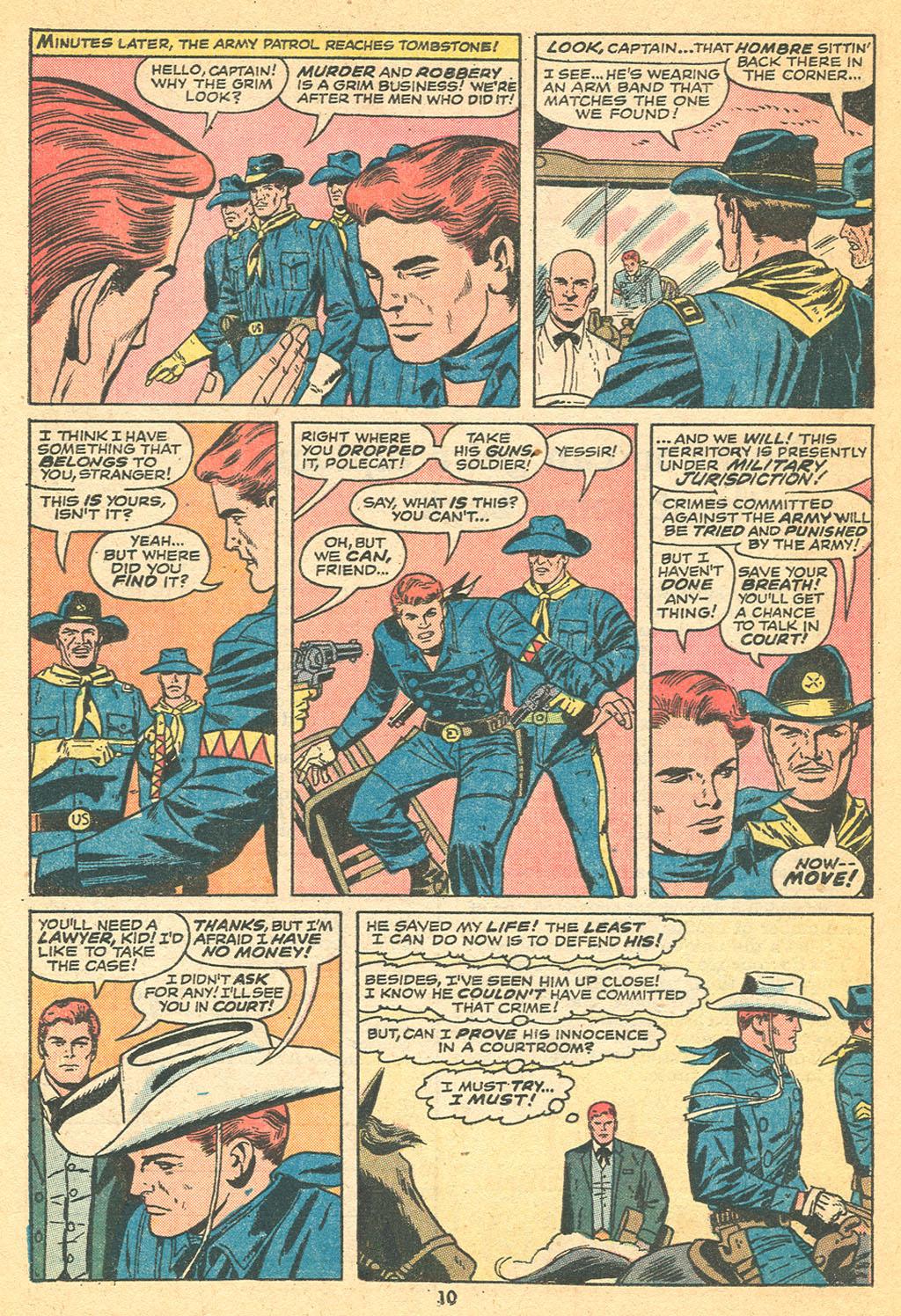 Read online Two-Gun Kid comic -  Issue #108 - 12