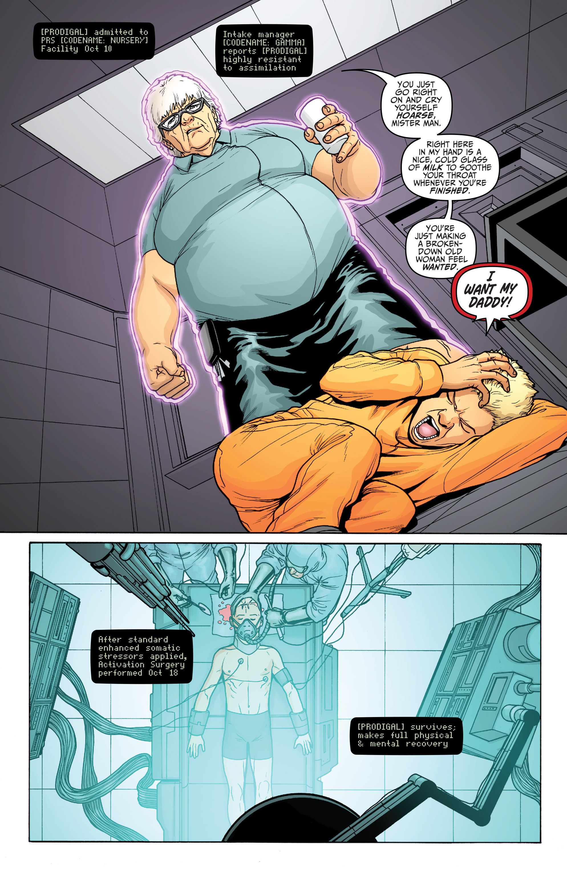 Read online Archer and Armstrong comic -  Issue #Archer and Armstrong _TPB 5 - 10