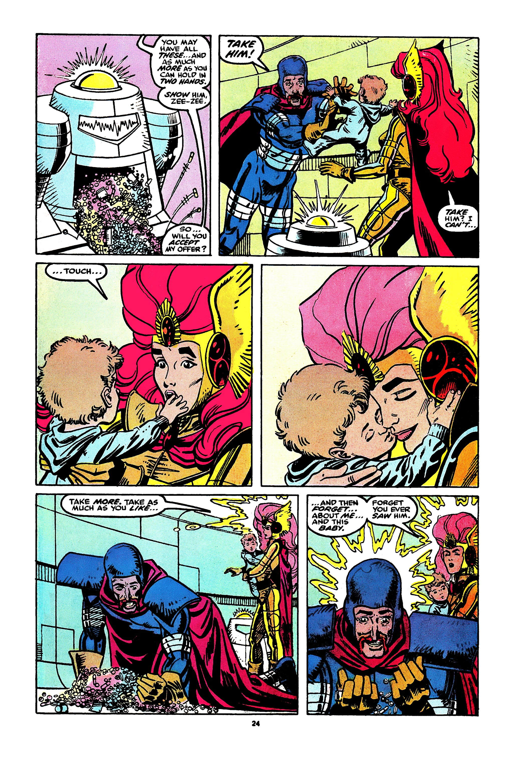 Read online X-Factor (1986) comic -  Issue #44 - 19