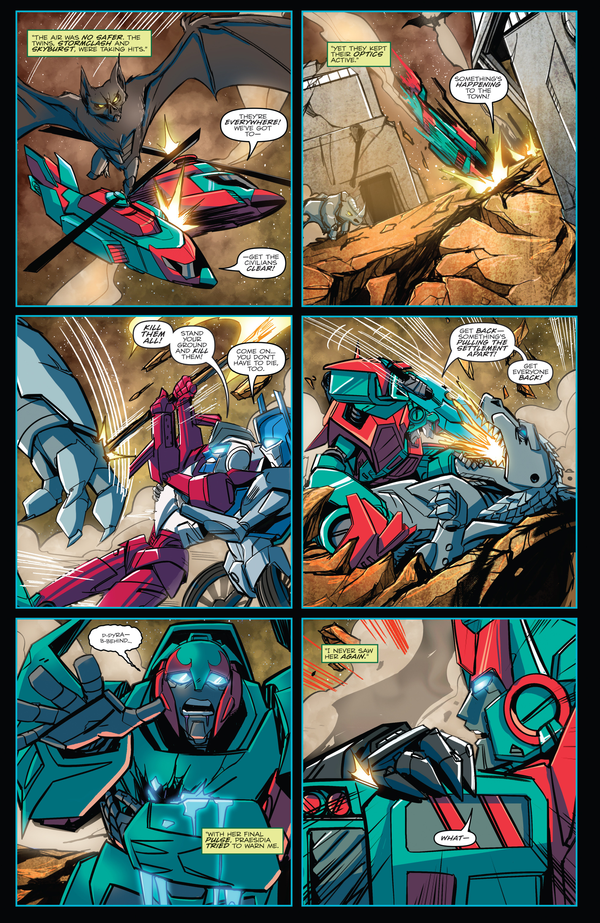 Read online Transformers Annual comic -  Issue # Full - 28