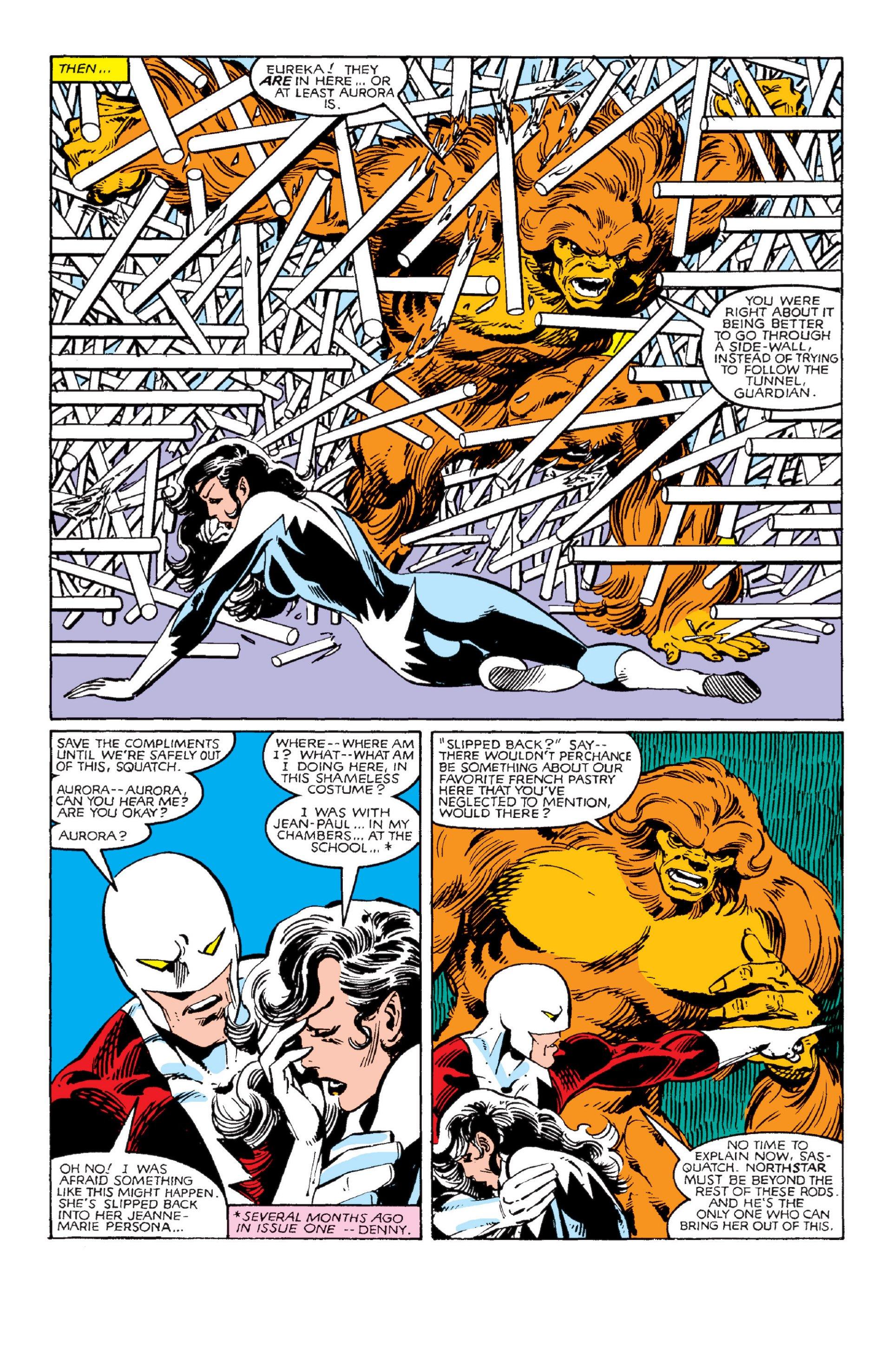 Read online Alpha Flight (1983) comic -  Issue #3 - 10