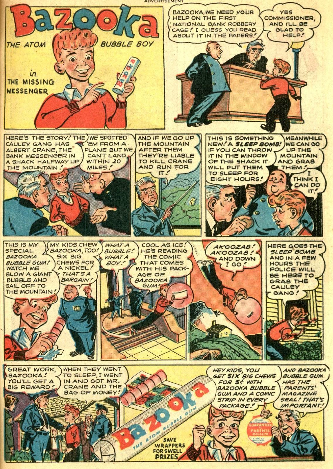 Comic Cavalcade issue 27 - Page 27