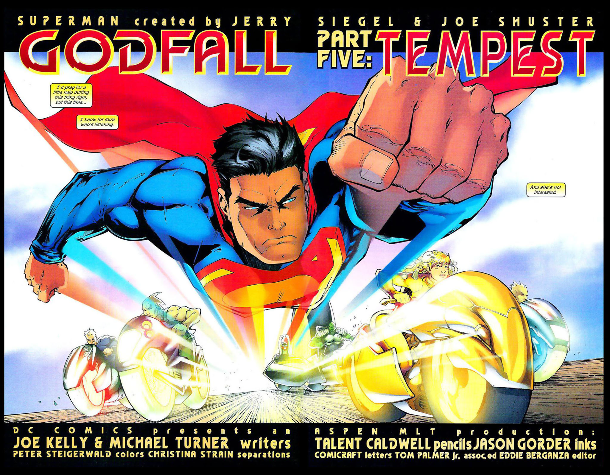 Read online Adventures of Superman (1987) comic -  Issue #626 - 3