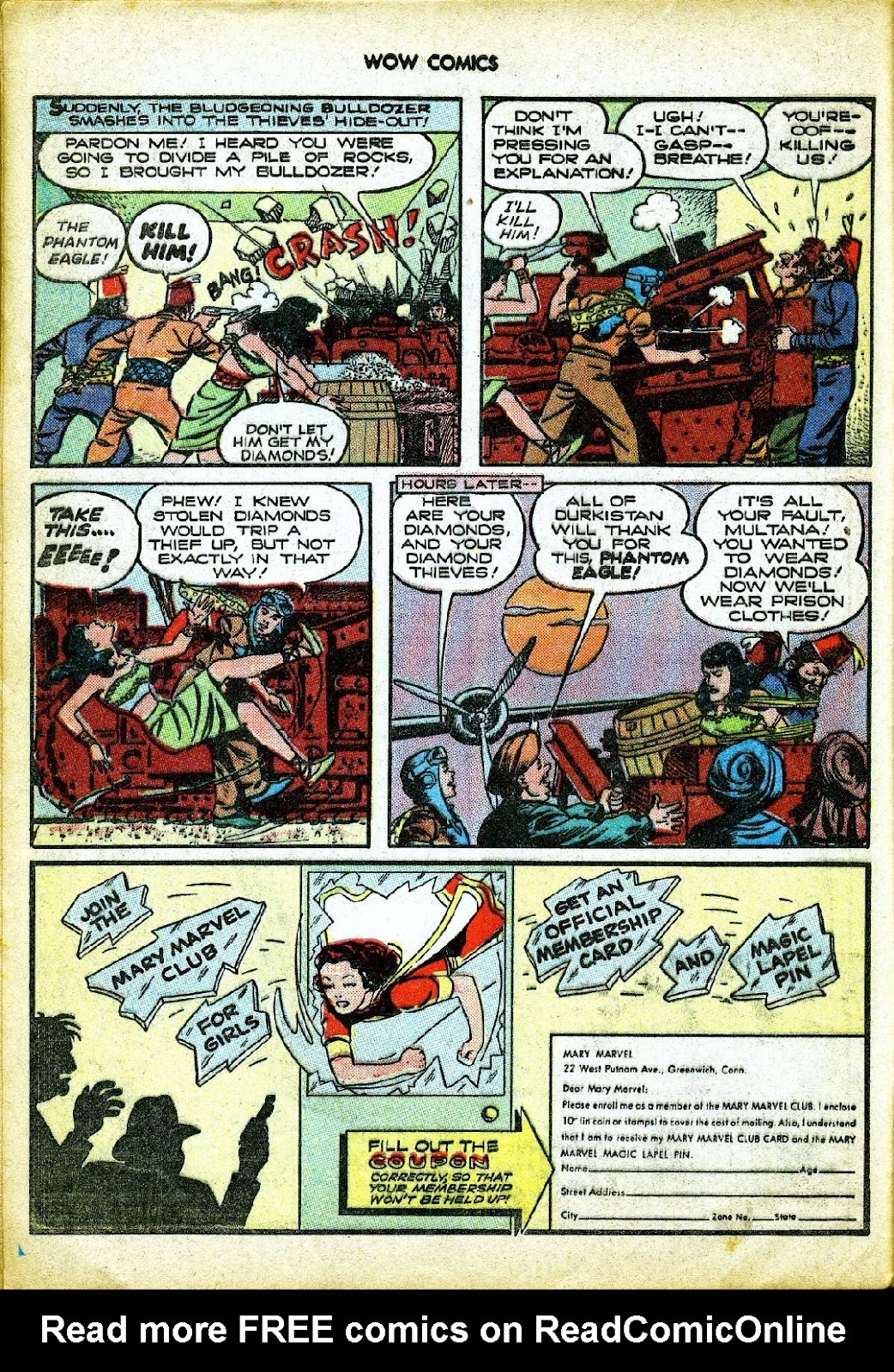 Wow Comics issue 57 - Page 20