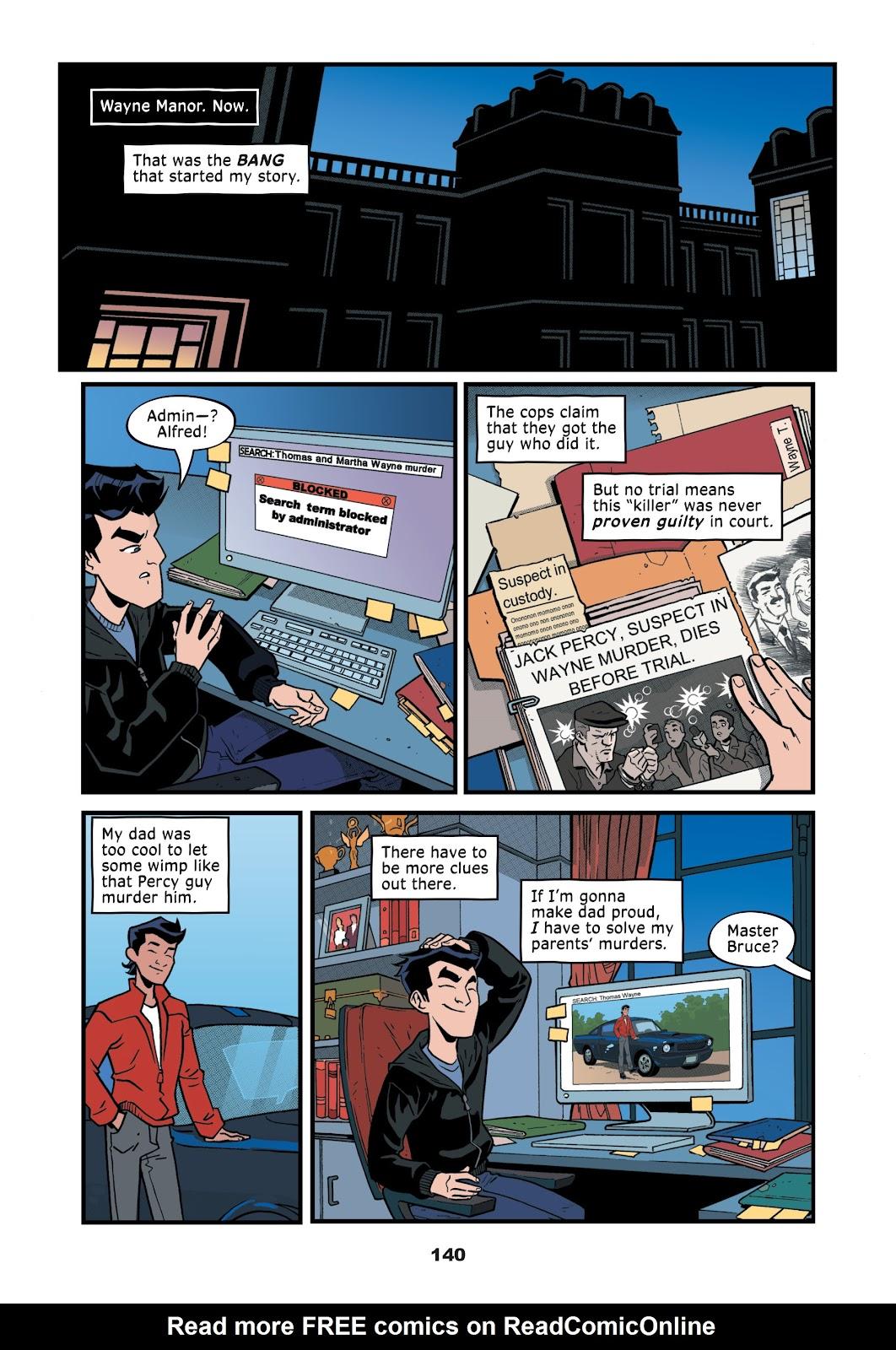 Read online Green Lantern: Legacy comic -  Issue # TPB - 137
