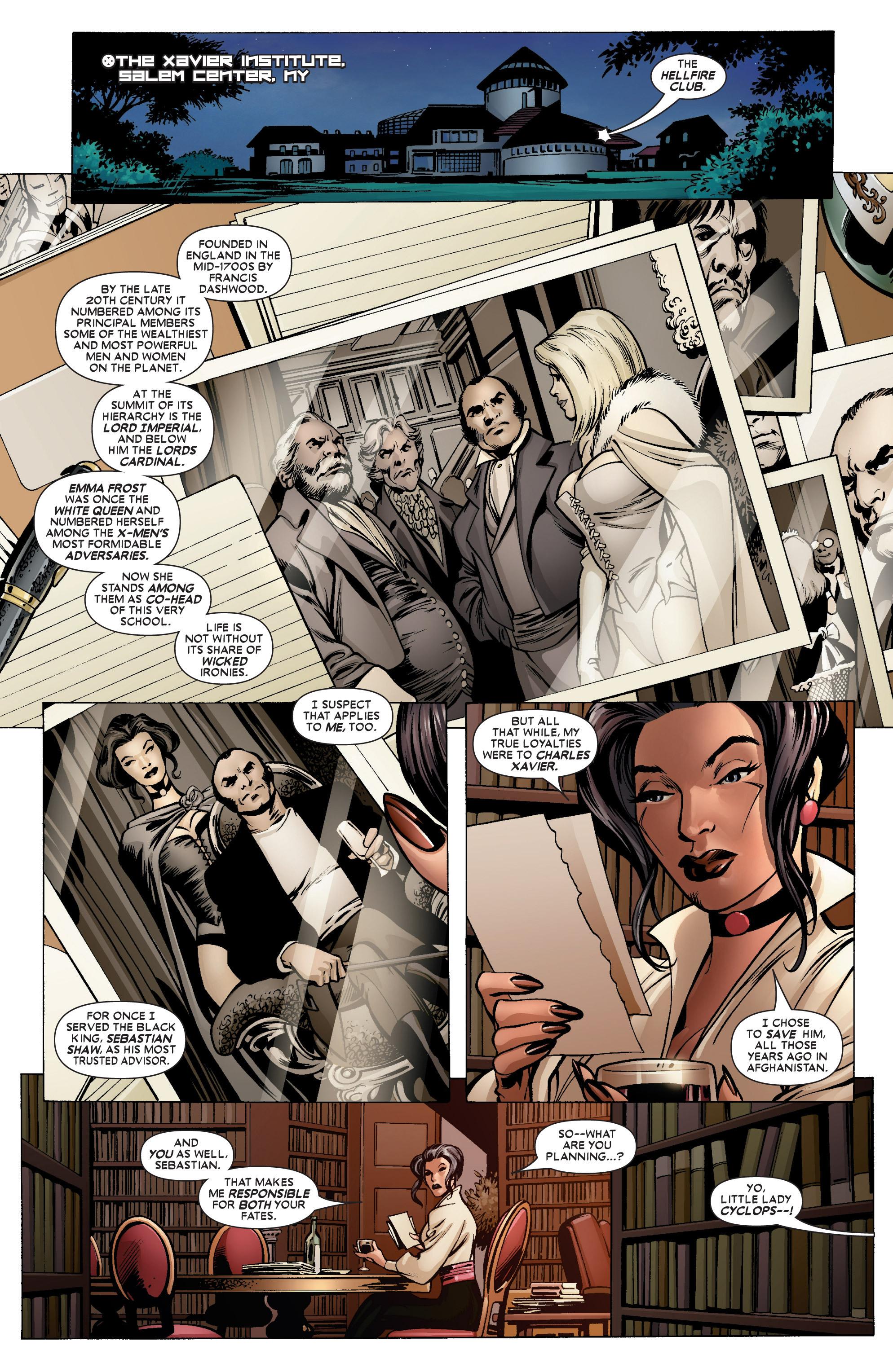 Read online Uncanny X-Men (1963) comic -  Issue #450 - 11