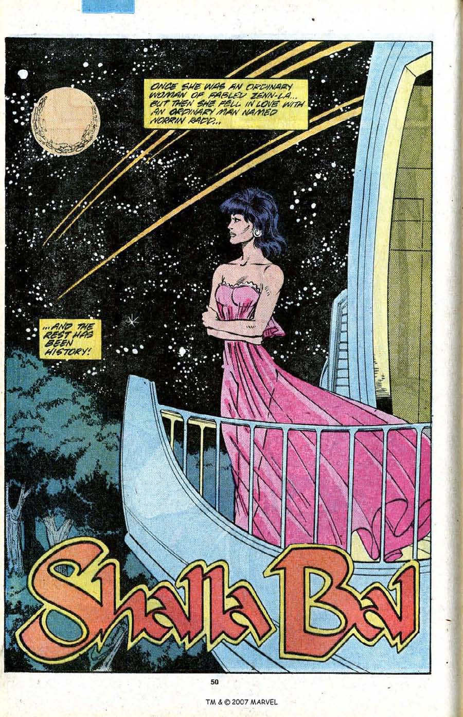 Read online Silver Surfer (1987) comic -  Issue # _Annual 1 - 52