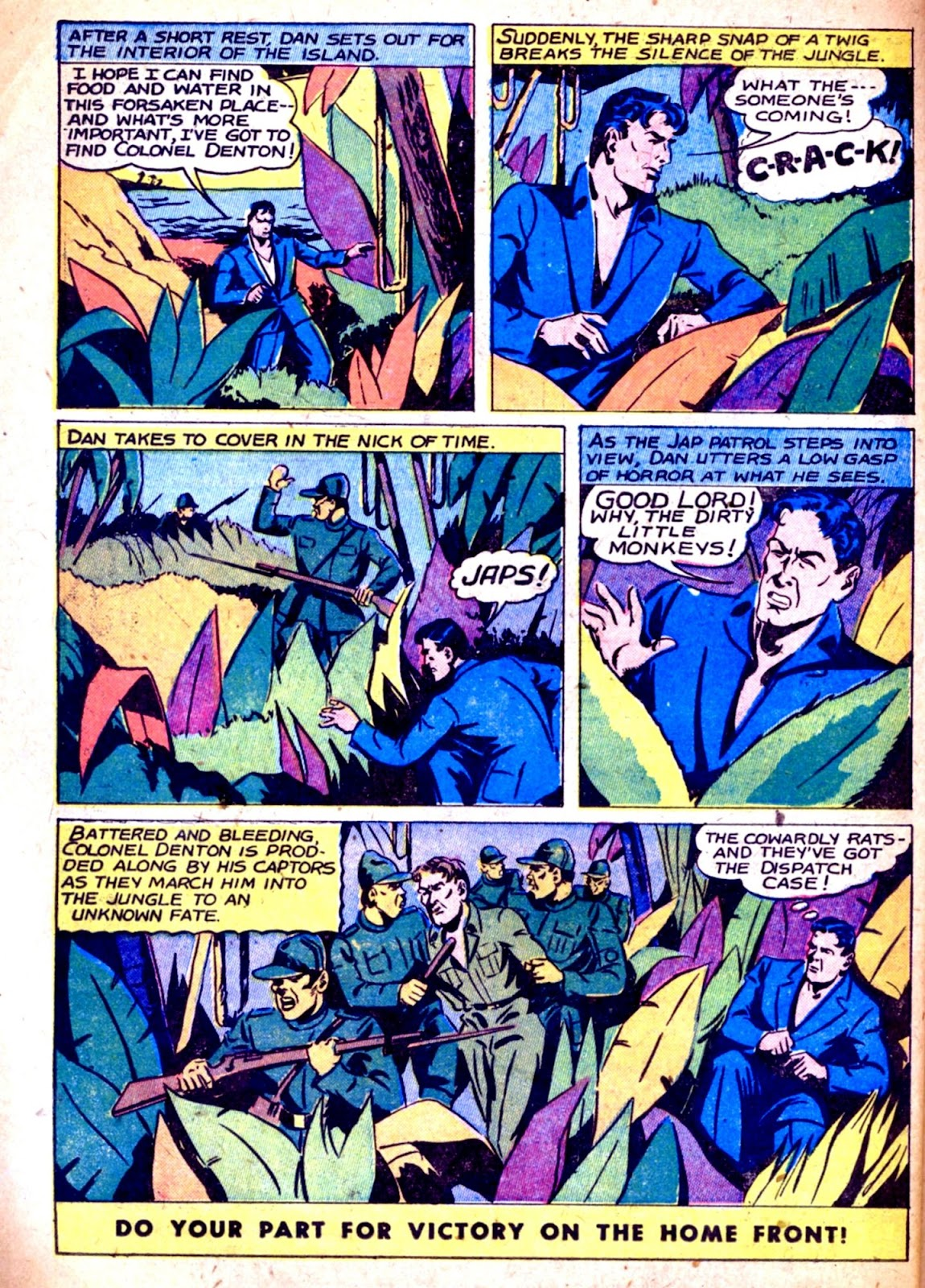 The Blue Beetle issue 31 - Page 20
