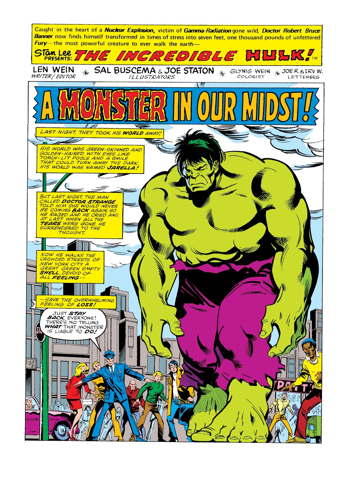 Read online Marvel Masterworks: The Incredible Hulk comic -  Issue # TPB 12 (Part 3) - 47