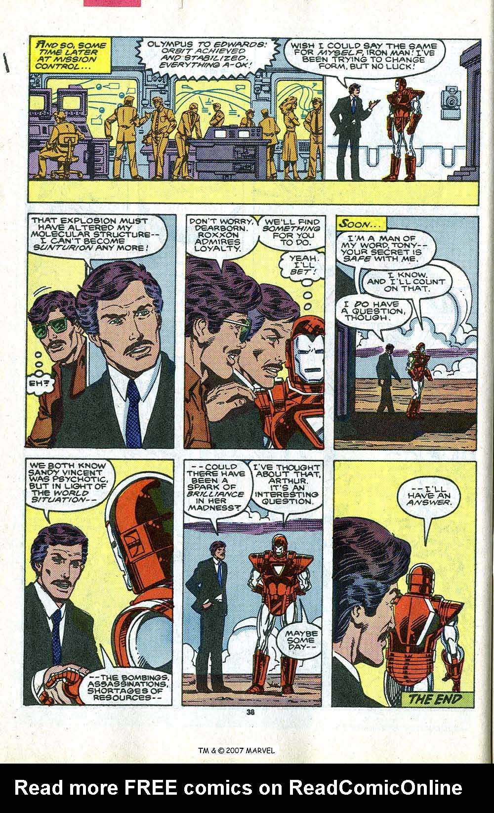 Iron Man Annual issue 9 - Page 48