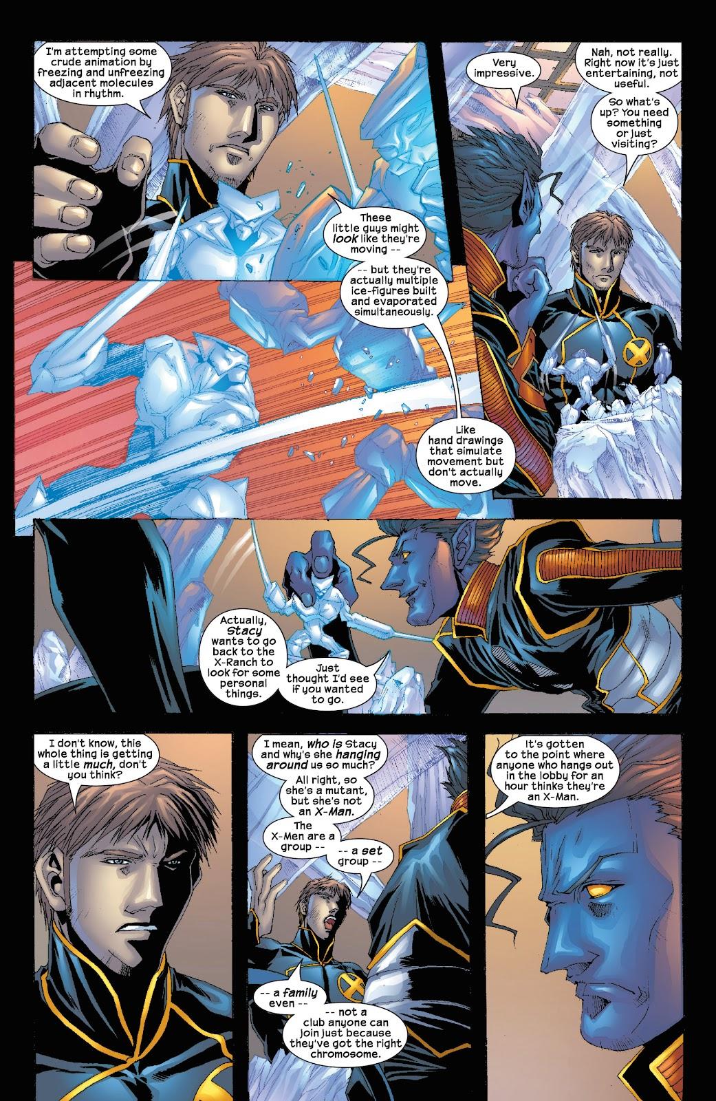 Uncanny X-Men (1963) issue 416 - Page 5