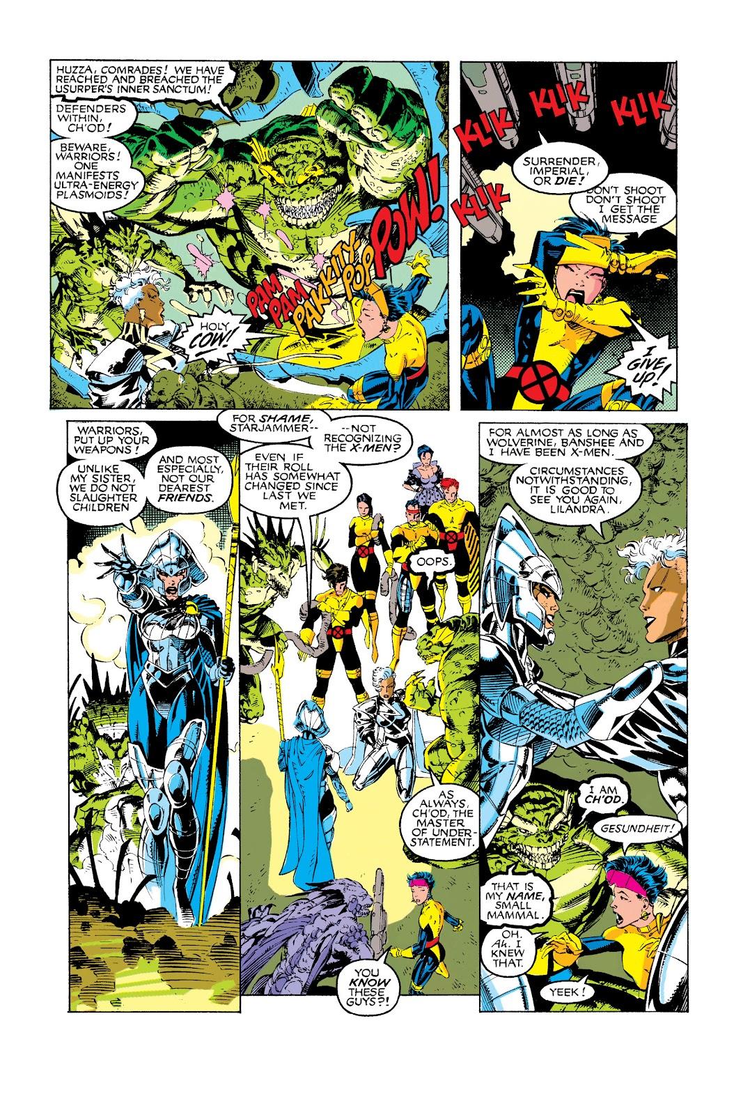 Uncanny X-Men (1963) issue 275 - Page 8