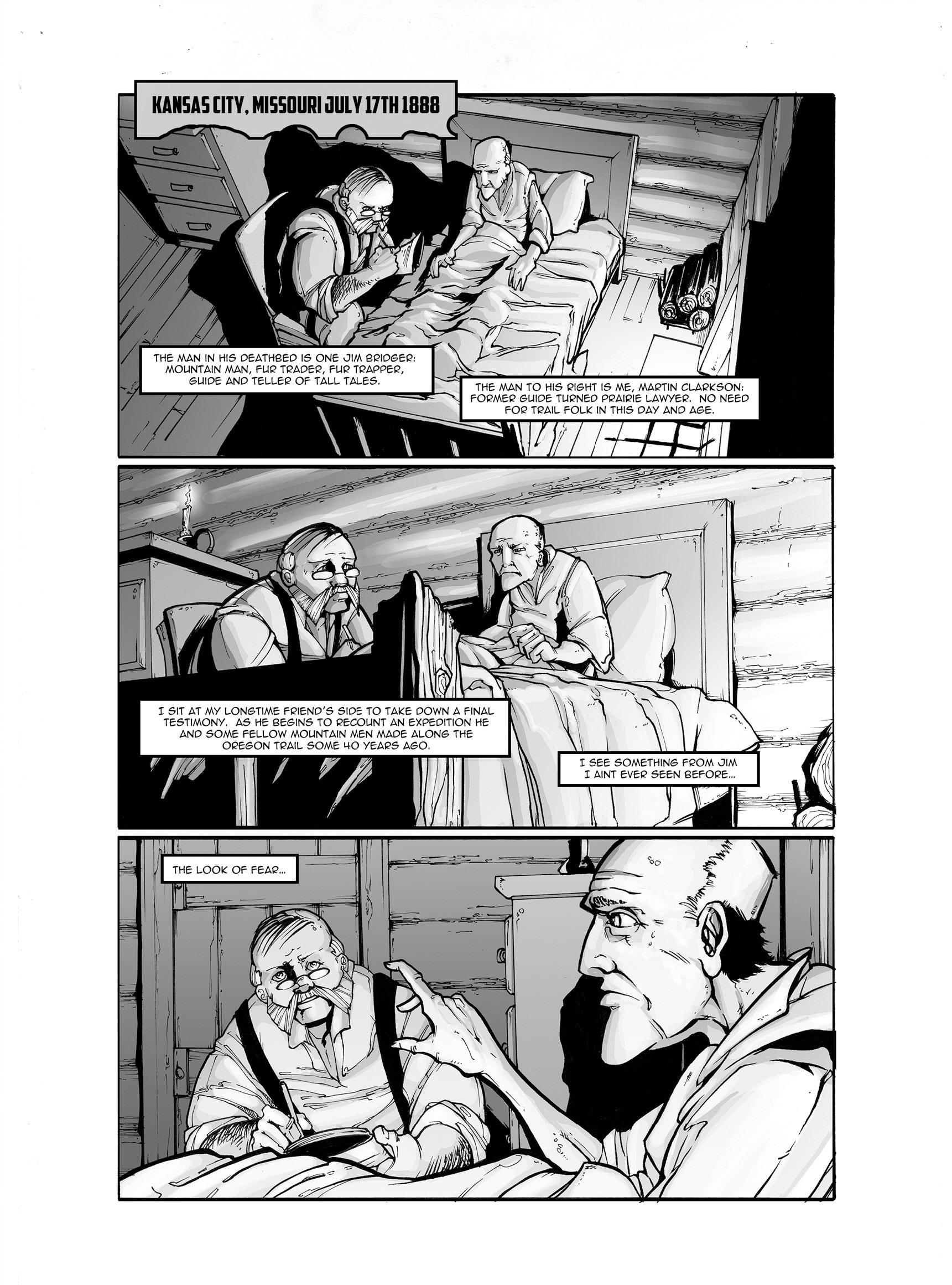 Read online FUBAR comic -  Issue #3 - 189