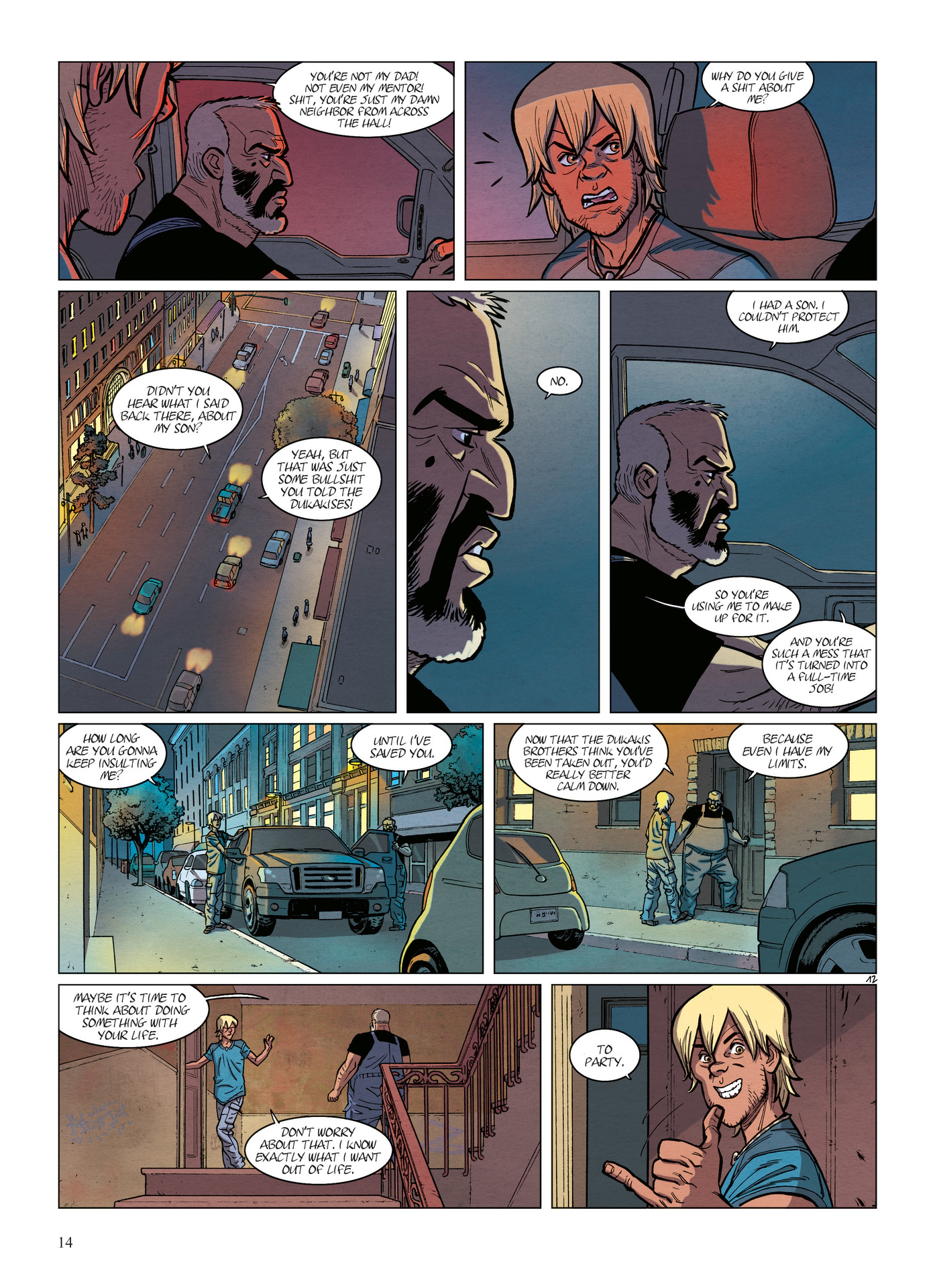 Read online Alter Ego comic -  Issue #6 - 16