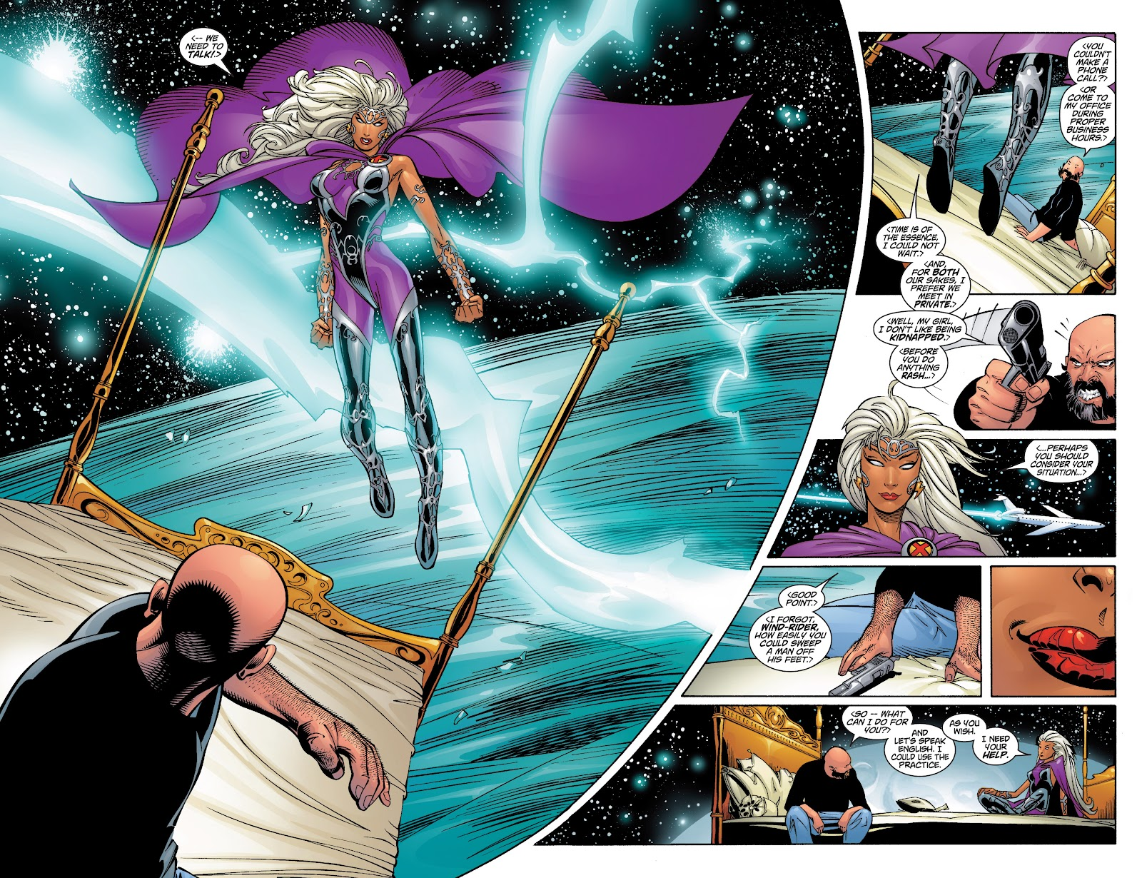 Uncanny X-Men (1963) issue 383 - Page 4