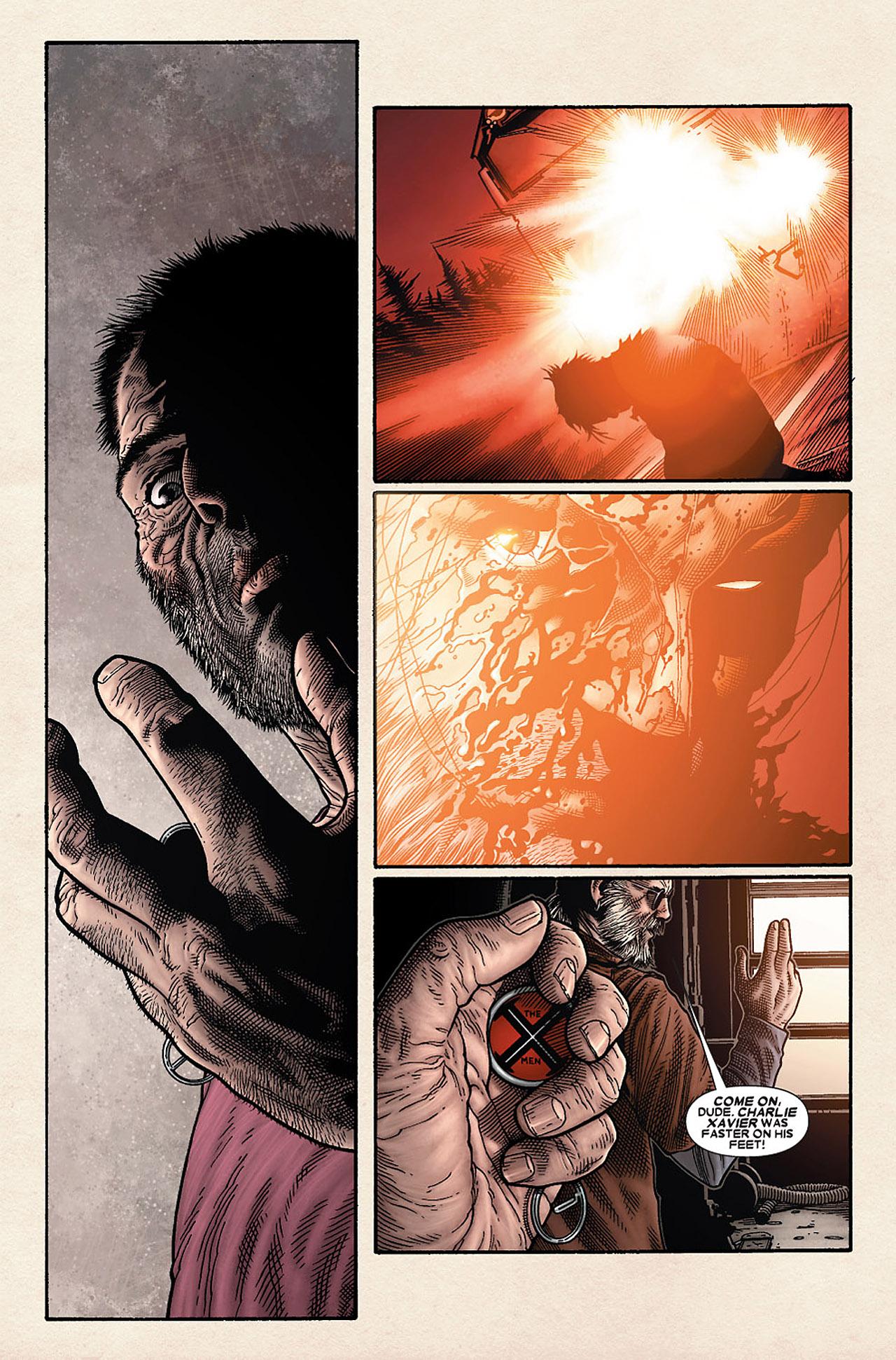 Read online Wolverine: Old Man Logan comic -  Issue # Full - 53