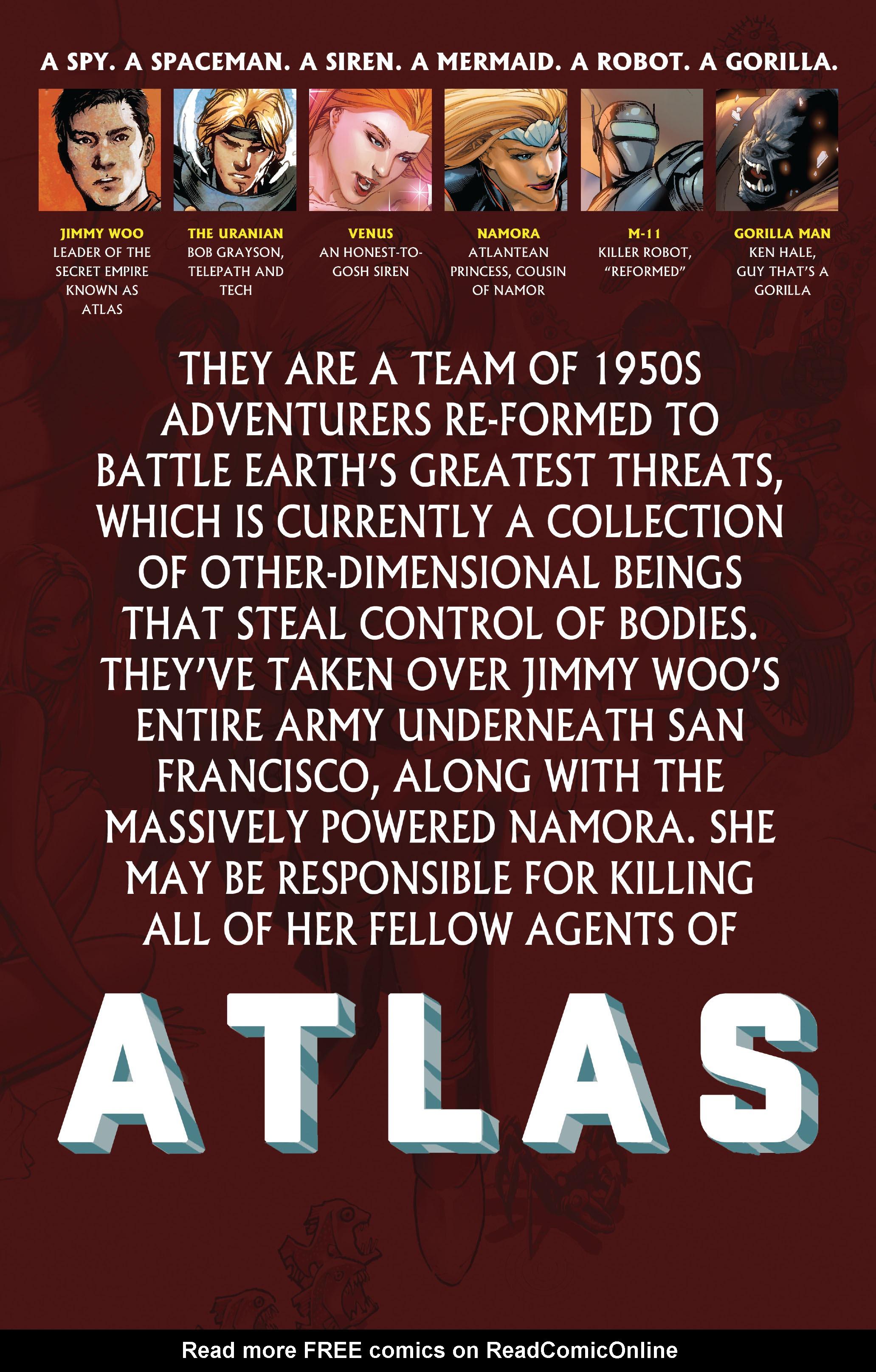 Read online Atlas comic -  Issue #Atlas _TPB - 131