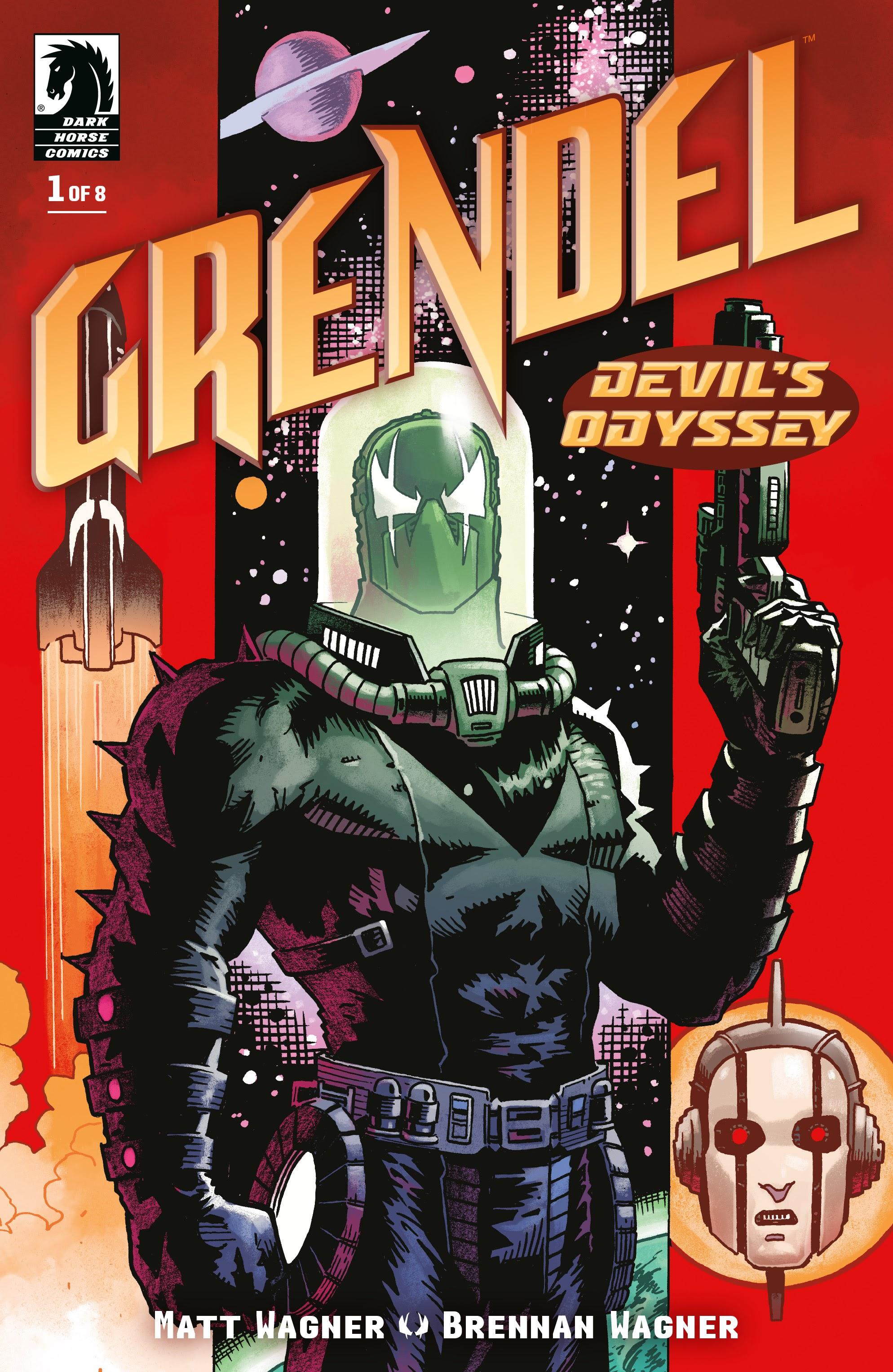 Grendel: Devils Odyssey 1 Page 1