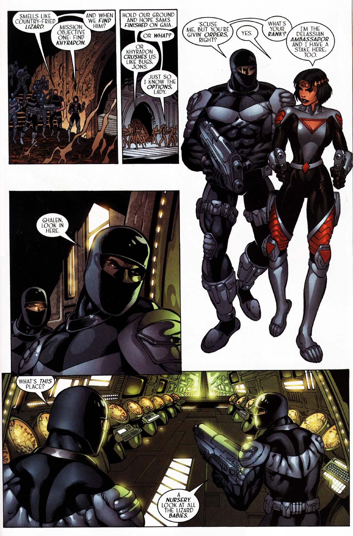 Read online Sigil (2000) comic -  Issue #27 - 13