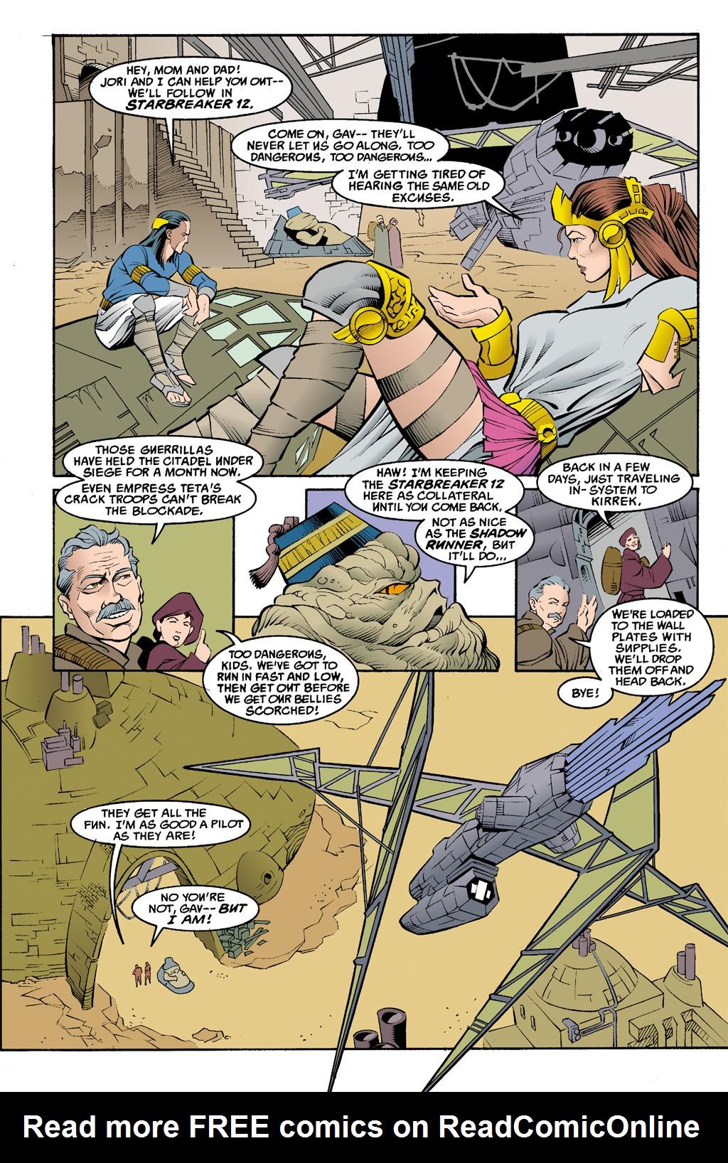 Read online Star Wars Omnibus comic -  Issue # Vol. 4 - 11