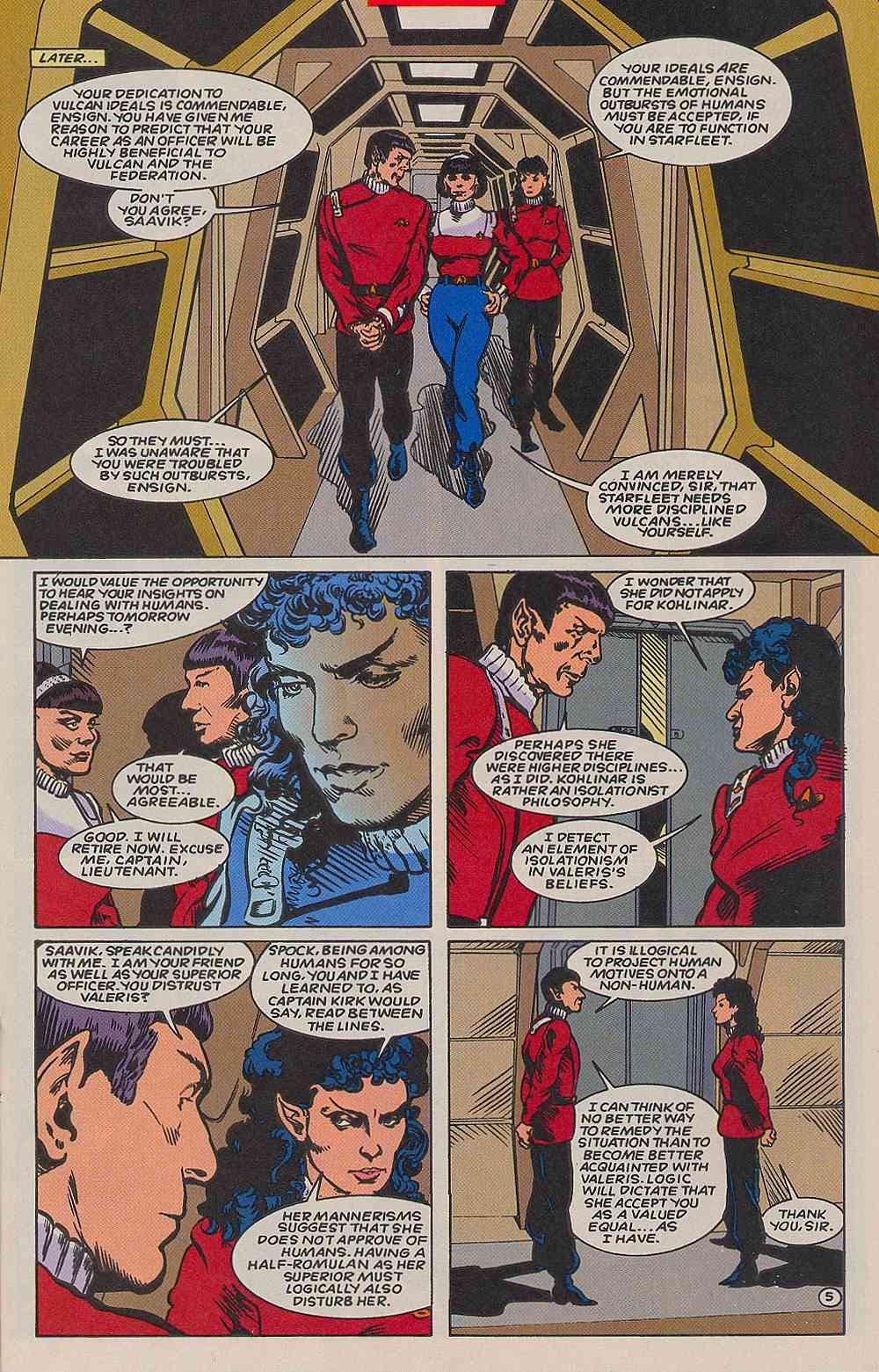 Read online Star Trek (1989) comic -  Issue # _Special 2 - 37