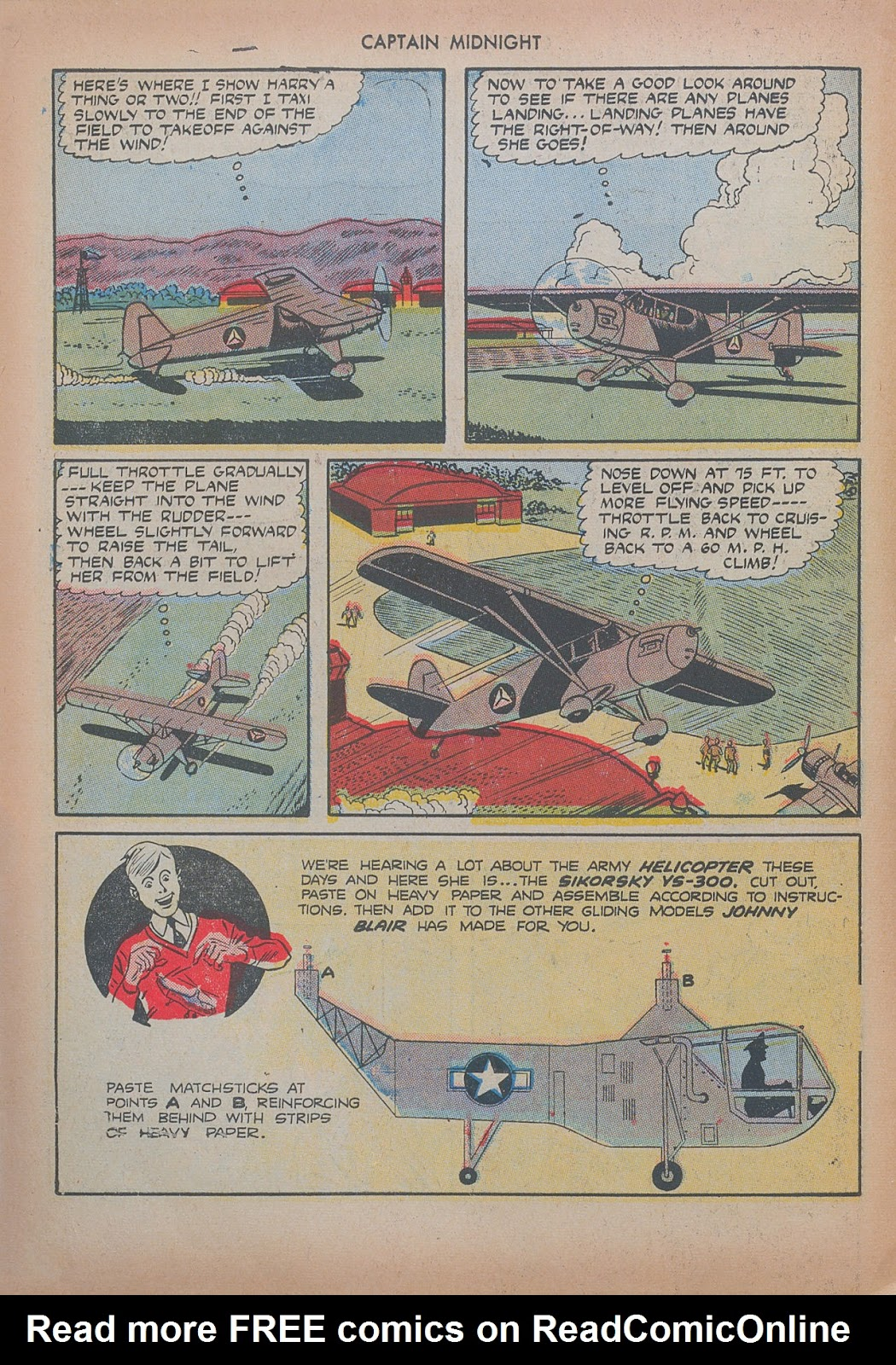 Captain Midnight (1942) issue 20 - Page 26