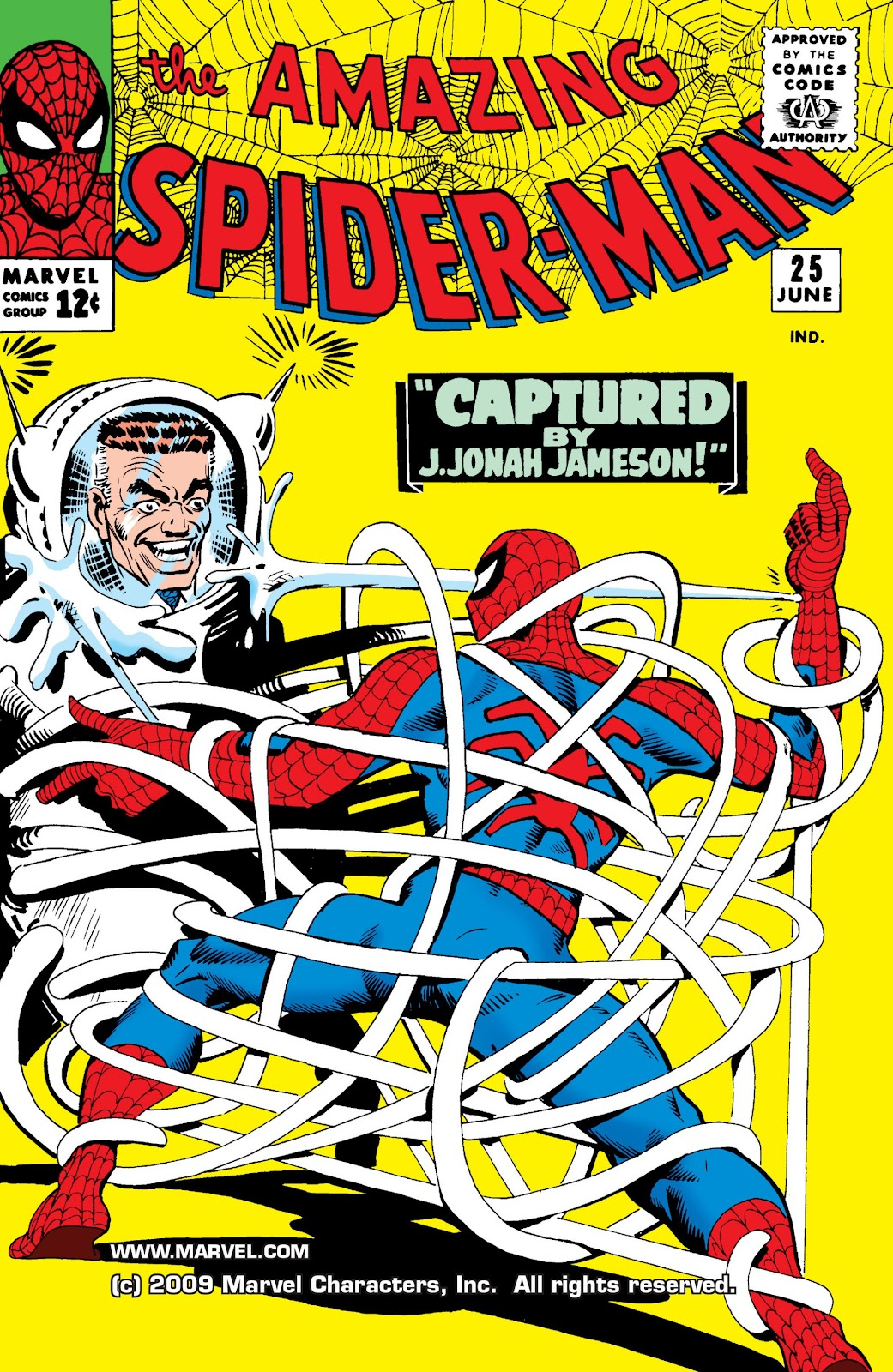 The Amazing Spider-Man (1963) 25 Page 1
