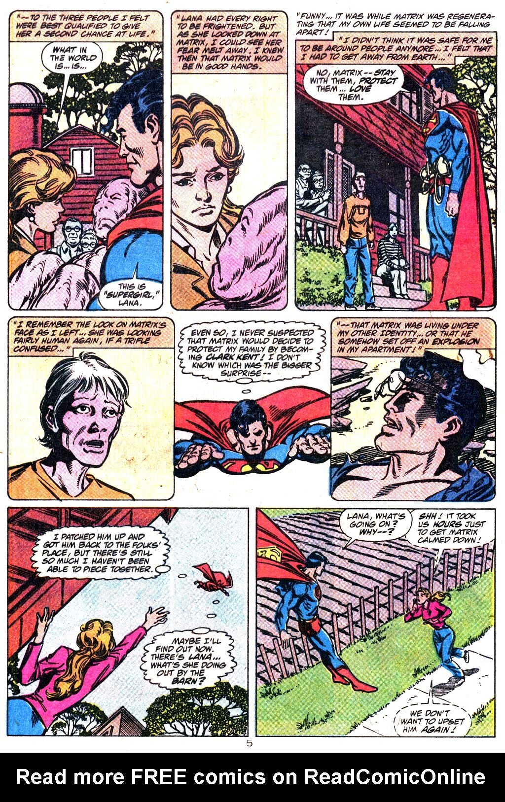 Read online Action Comics (1938) comic -  Issue #644 - 6