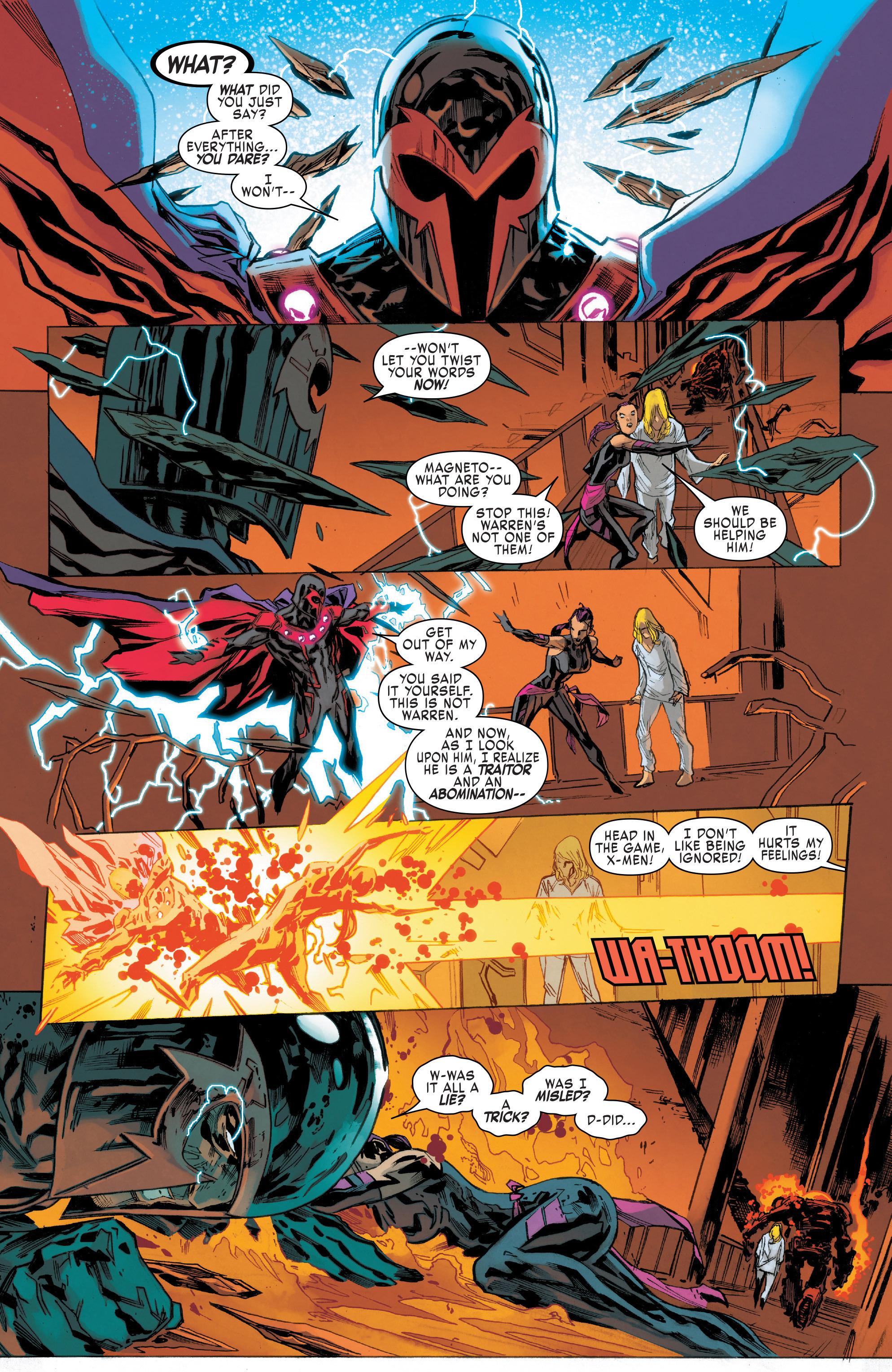 Read online Uncanny X-Men (2016) comic -  Issue #7 - 20