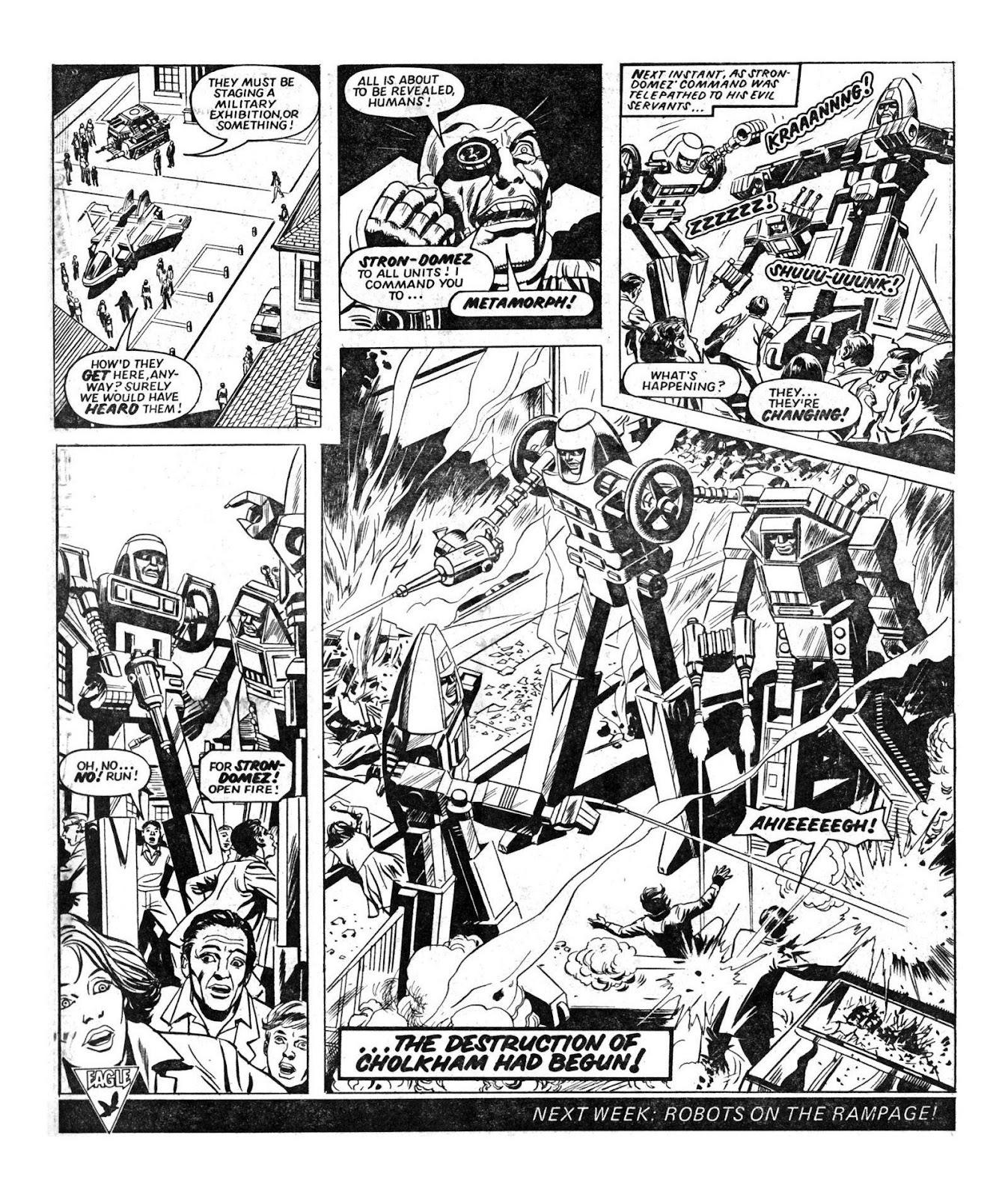 Read online Robo Machines comic -  Issue # TPB - 17
