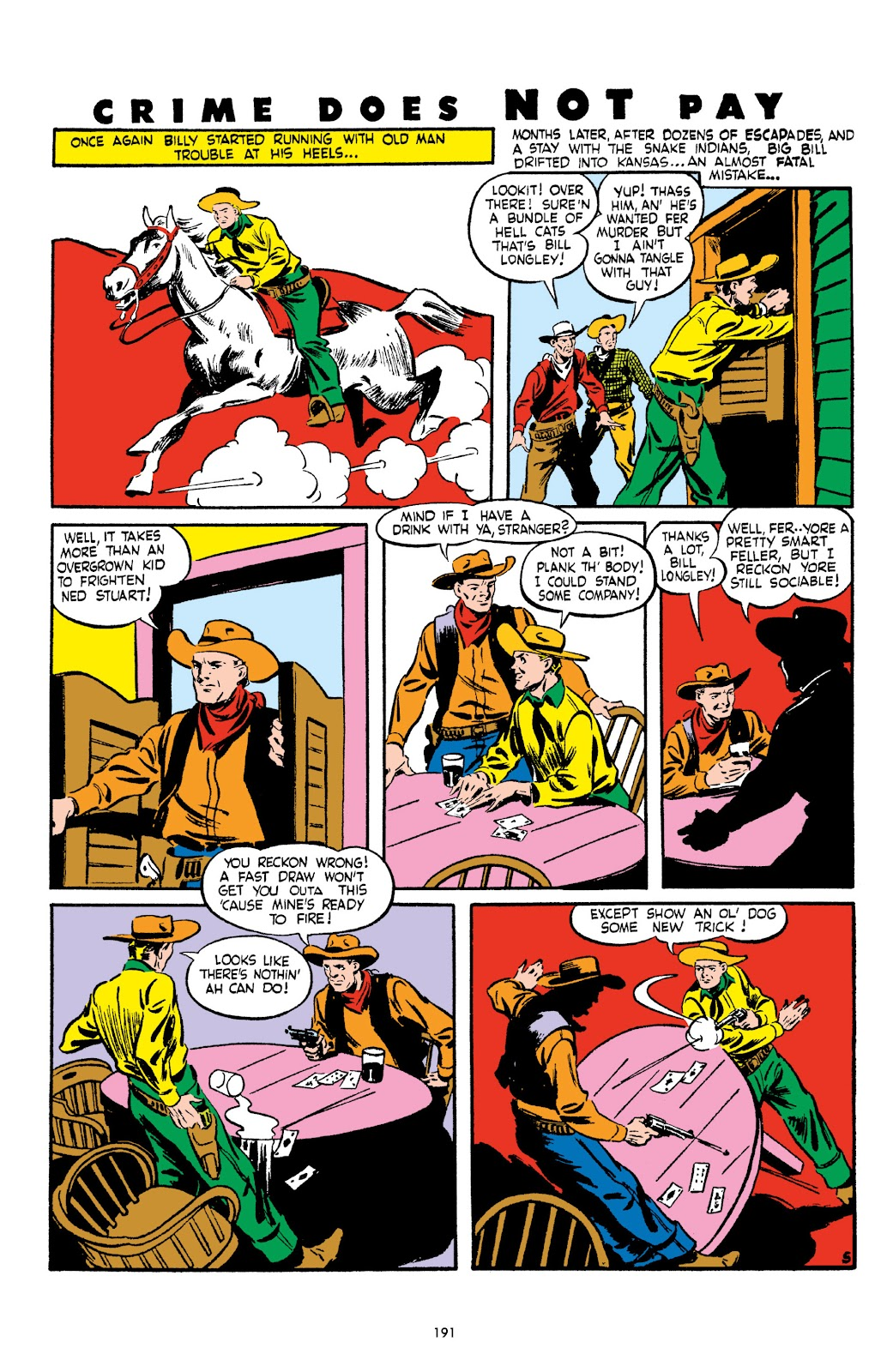 Read online Crime Does Not Pay Archives comic -  Issue # TPB 2 (Part 2) - 91
