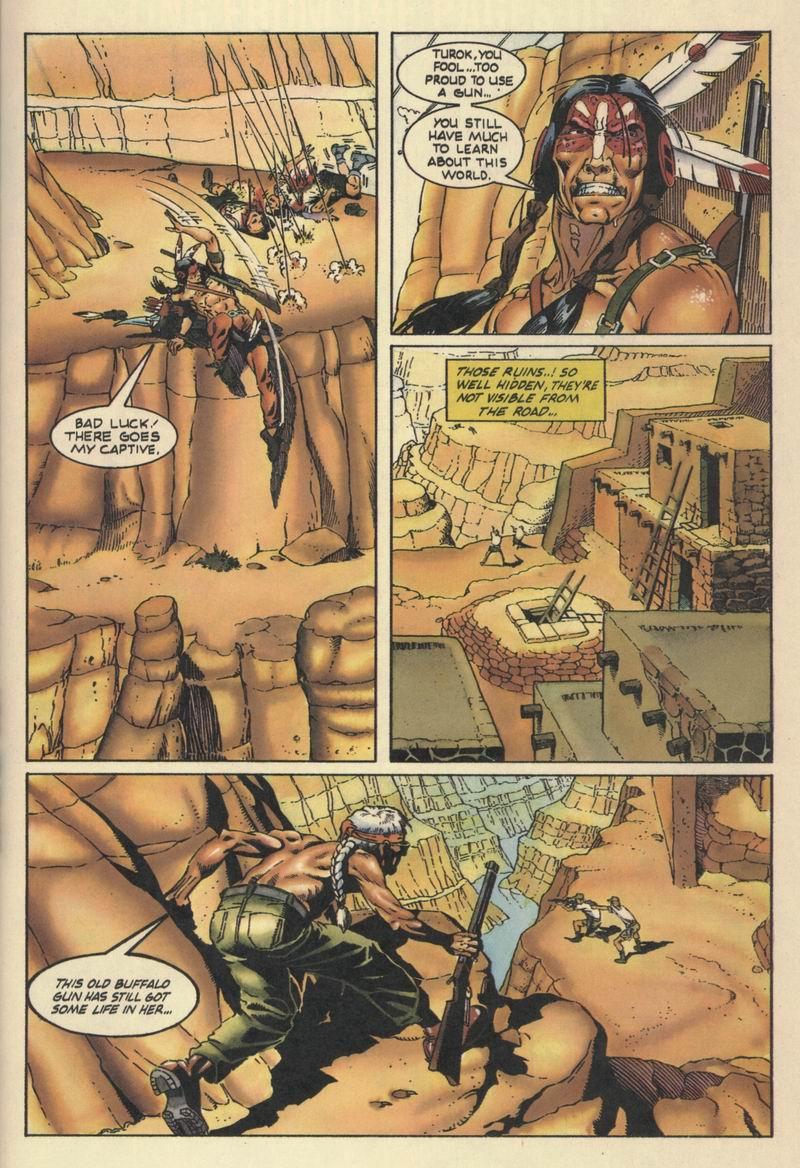 Read online Turok, Dinosaur Hunter (1993) comic -  Issue #10 - 10