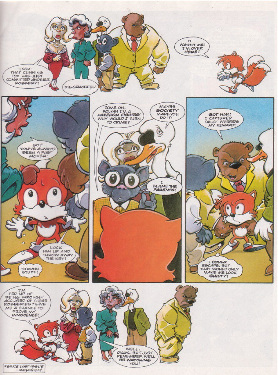 Read online Sonic the Comic comic -  Issue #114 - 11