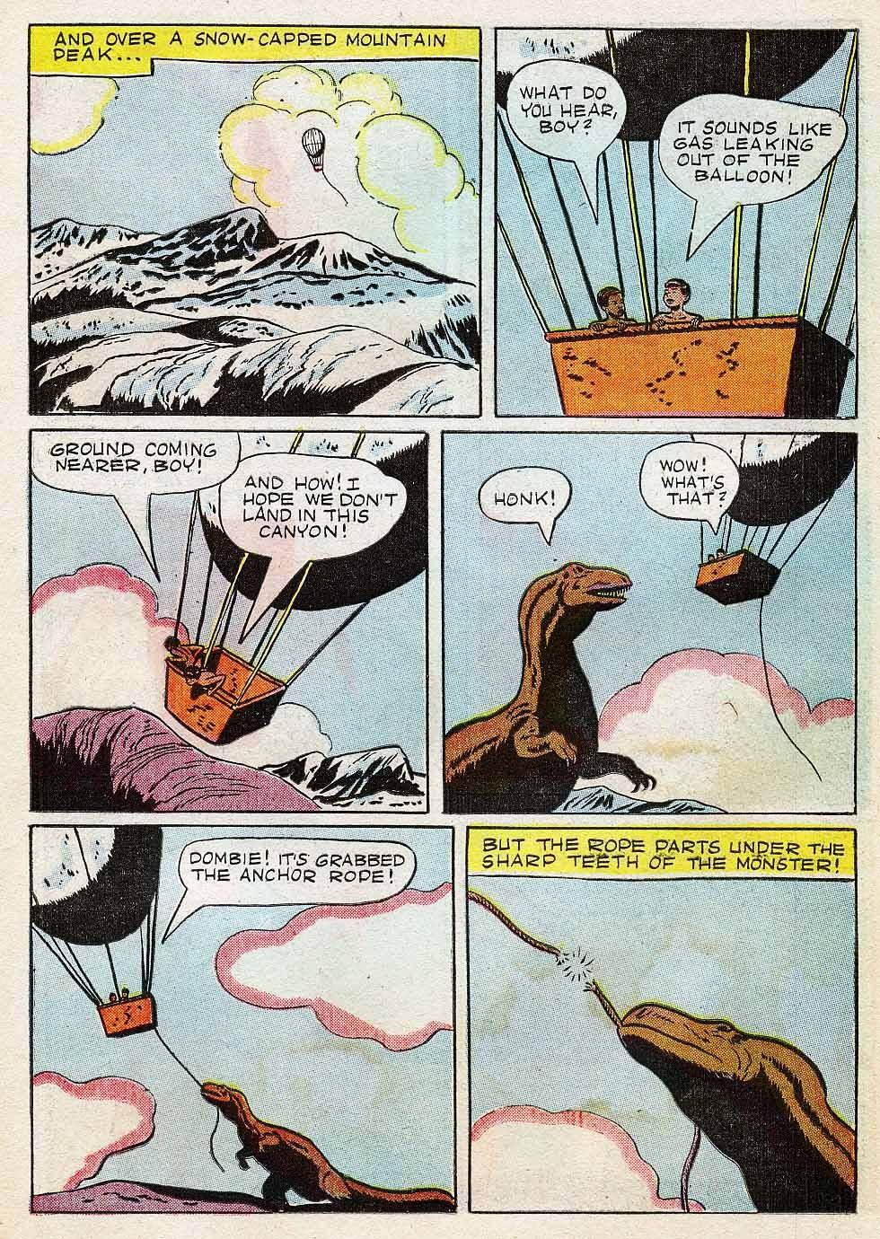 Tarzan (1948) issue 7 - Page 11