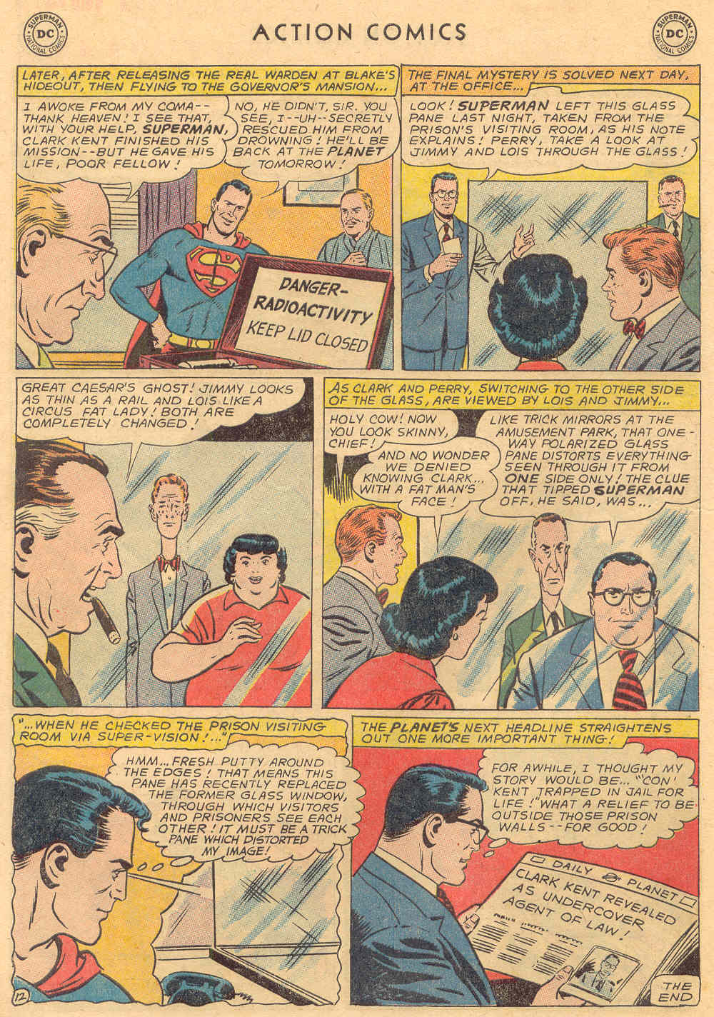 Read online Action Comics (1938) comic -  Issue #323 - 14