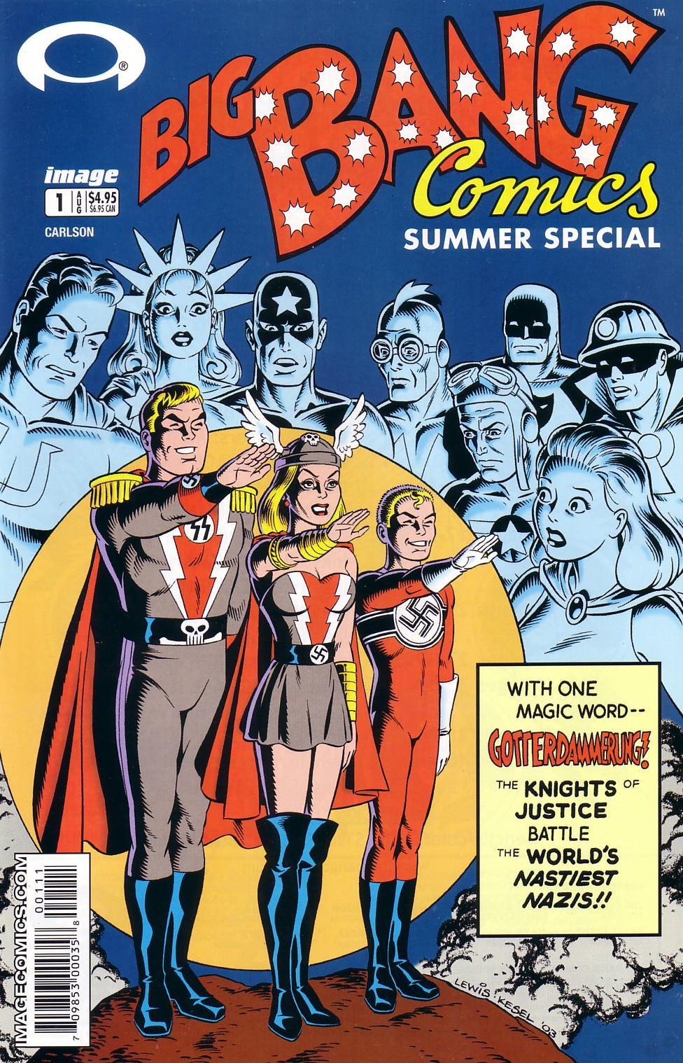 Big Bang Comics Summer Special Full Page 1