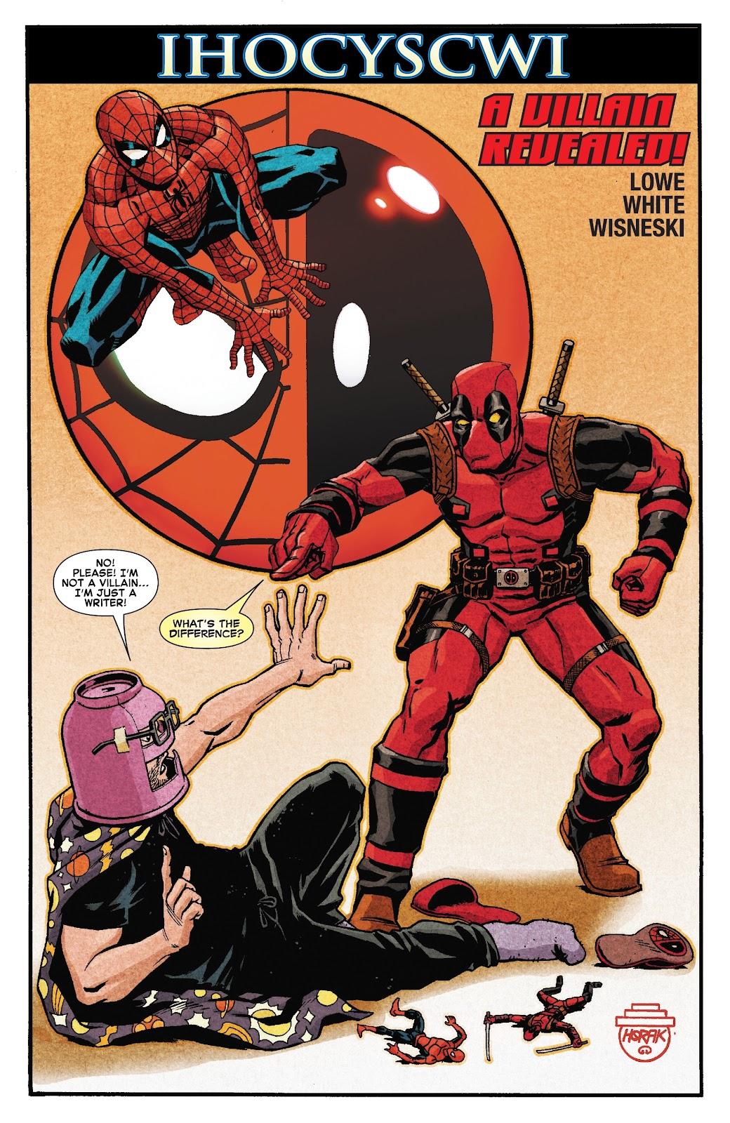 Read online Spider-Man/Deadpool comic -  Issue #50 - 25