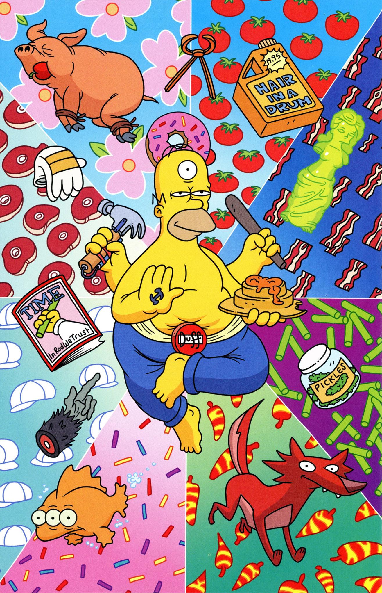Read online Simpsons Comics comic -  Issue #233 - 14