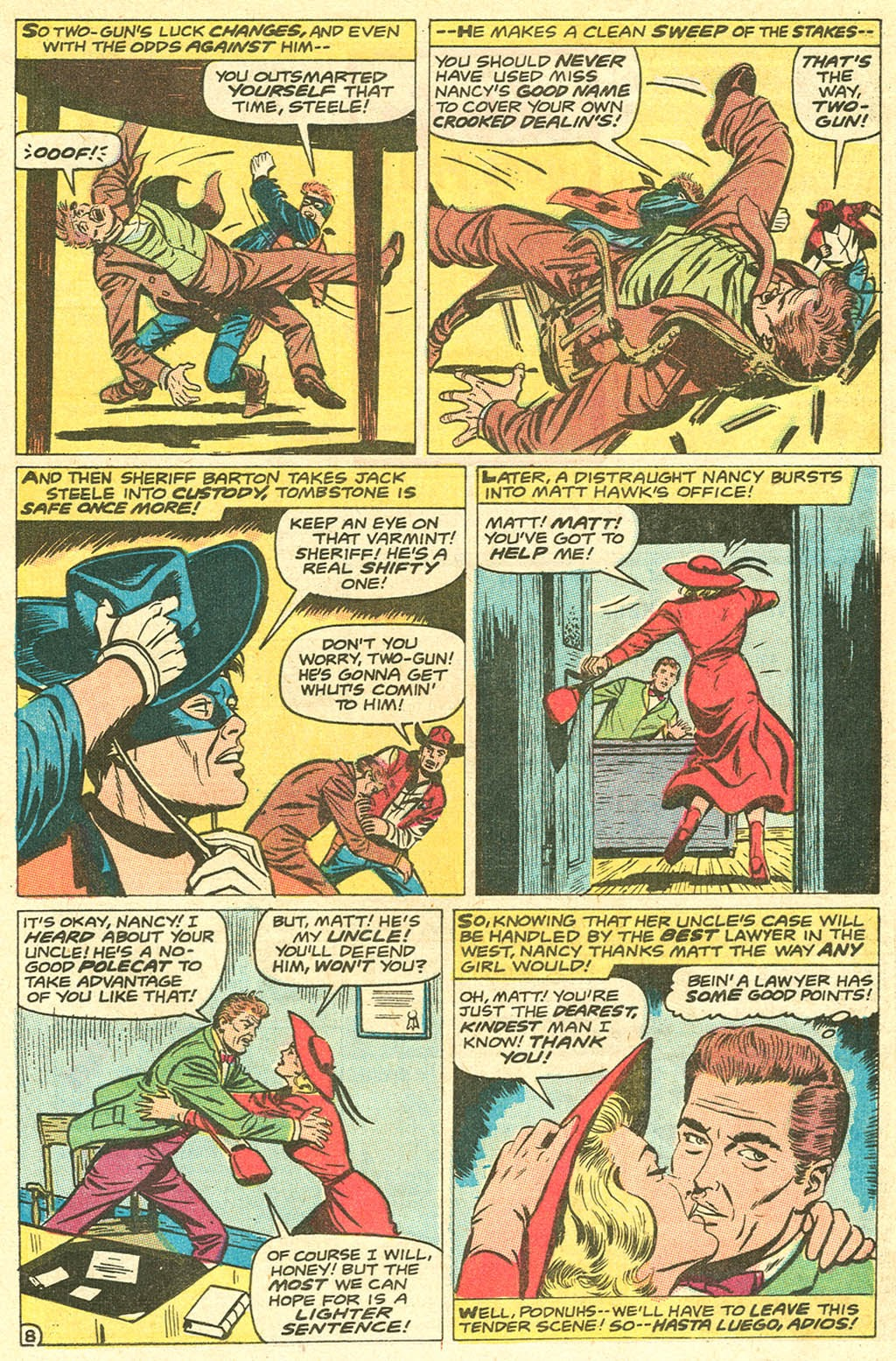 Kid Colt Outlaw issue 141 - Page 25