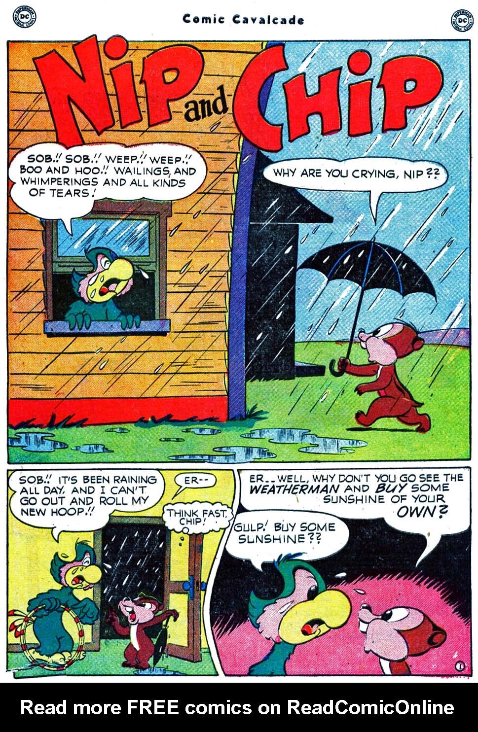Comic Cavalcade issue 39 - Page 51