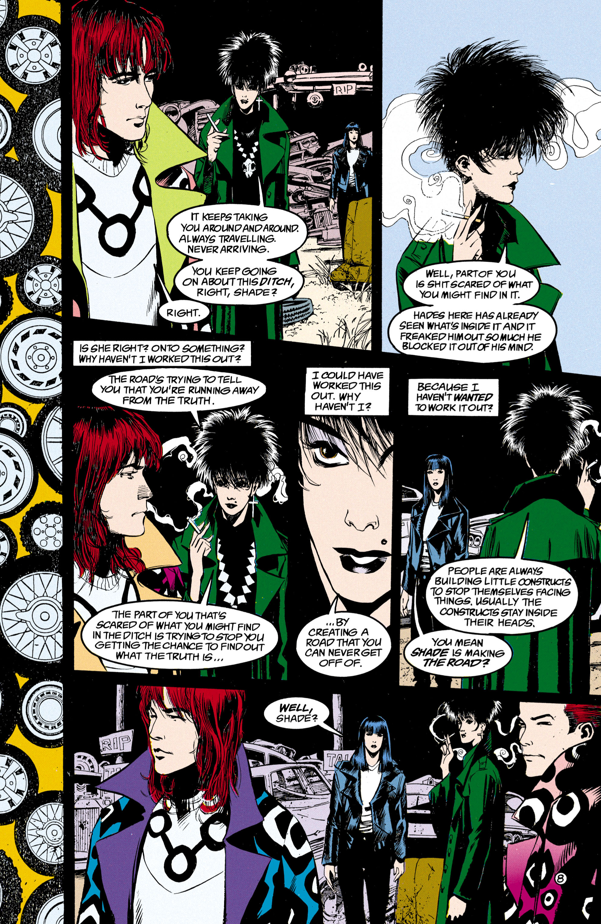Read online Shade, the Changing Man comic -  Issue #24 - 9