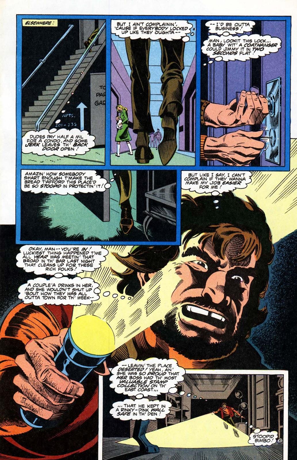 Vigilante (1983) issue 21 - Page 11