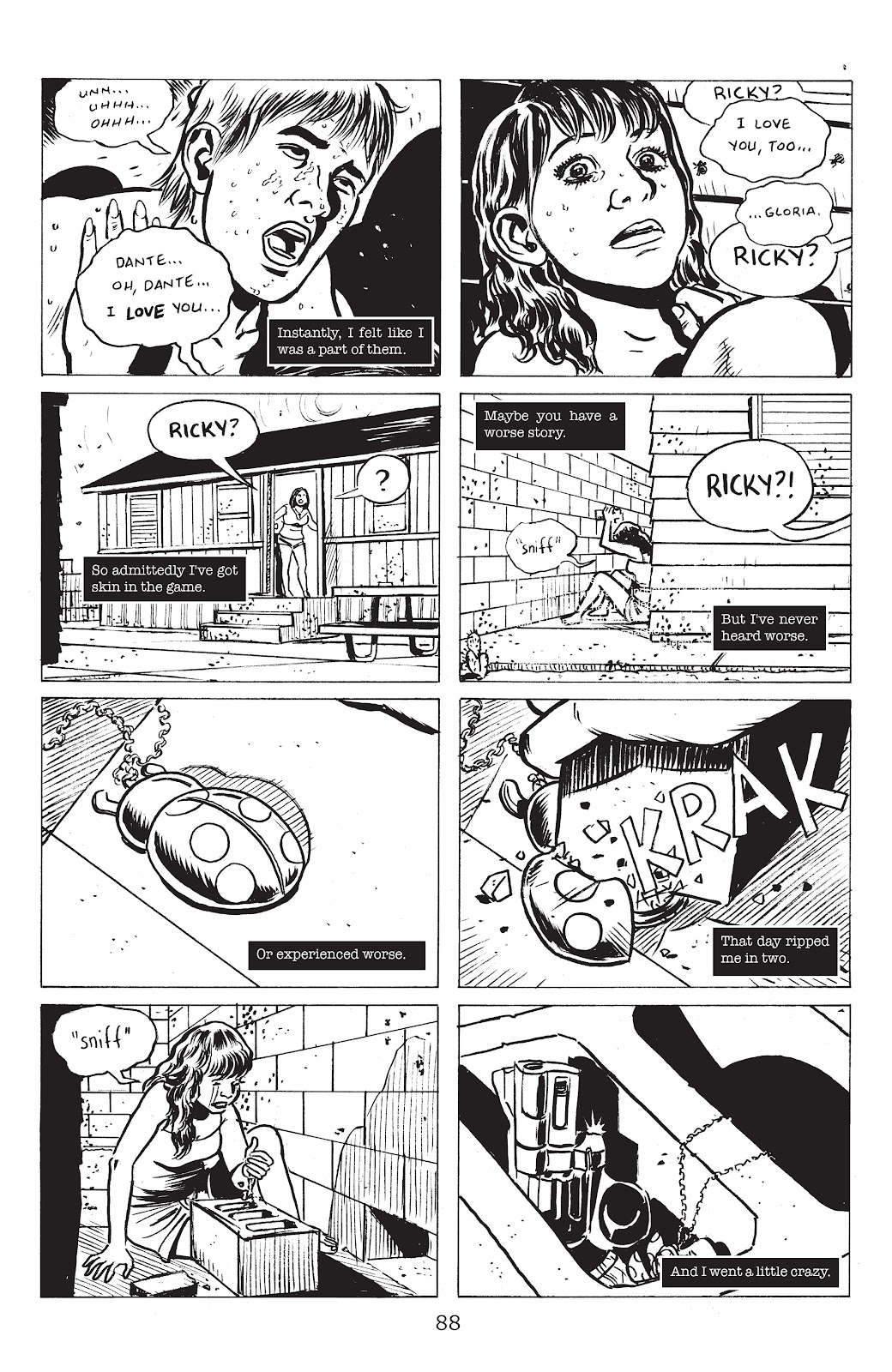 Read online Lodger comic -  Issue #5 - 10