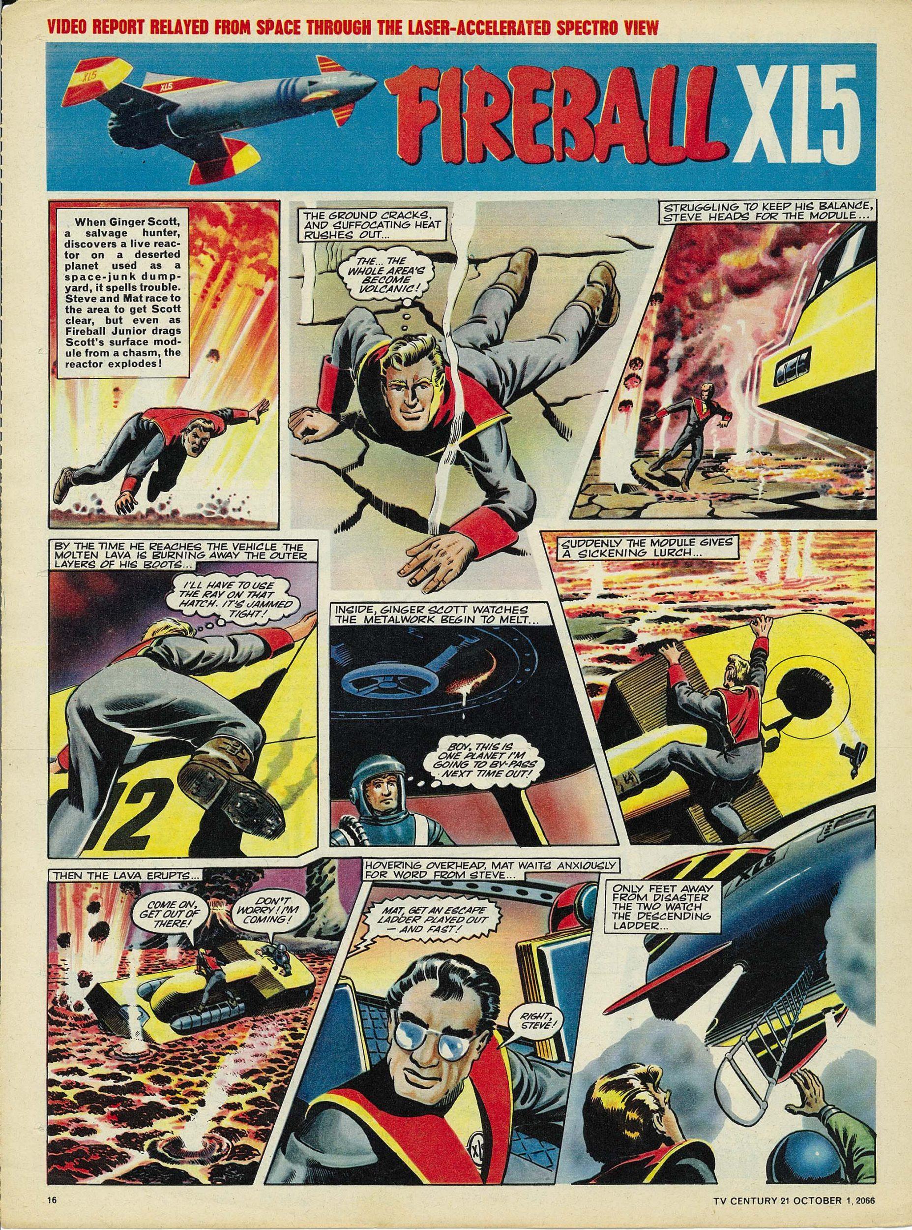 Read online TV Century 21 (TV 21) comic -  Issue #89 - 15