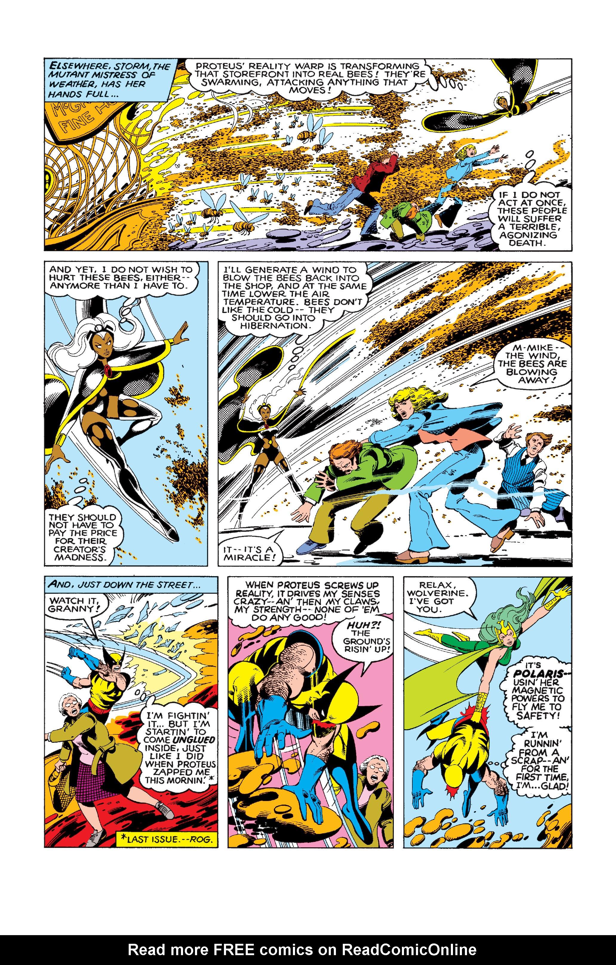 Read online Uncanny X-Men (1963) comic -  Issue #128 - 4