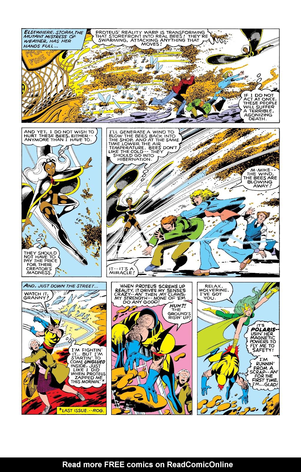Uncanny X-Men (1963) issue 128 - Page 4